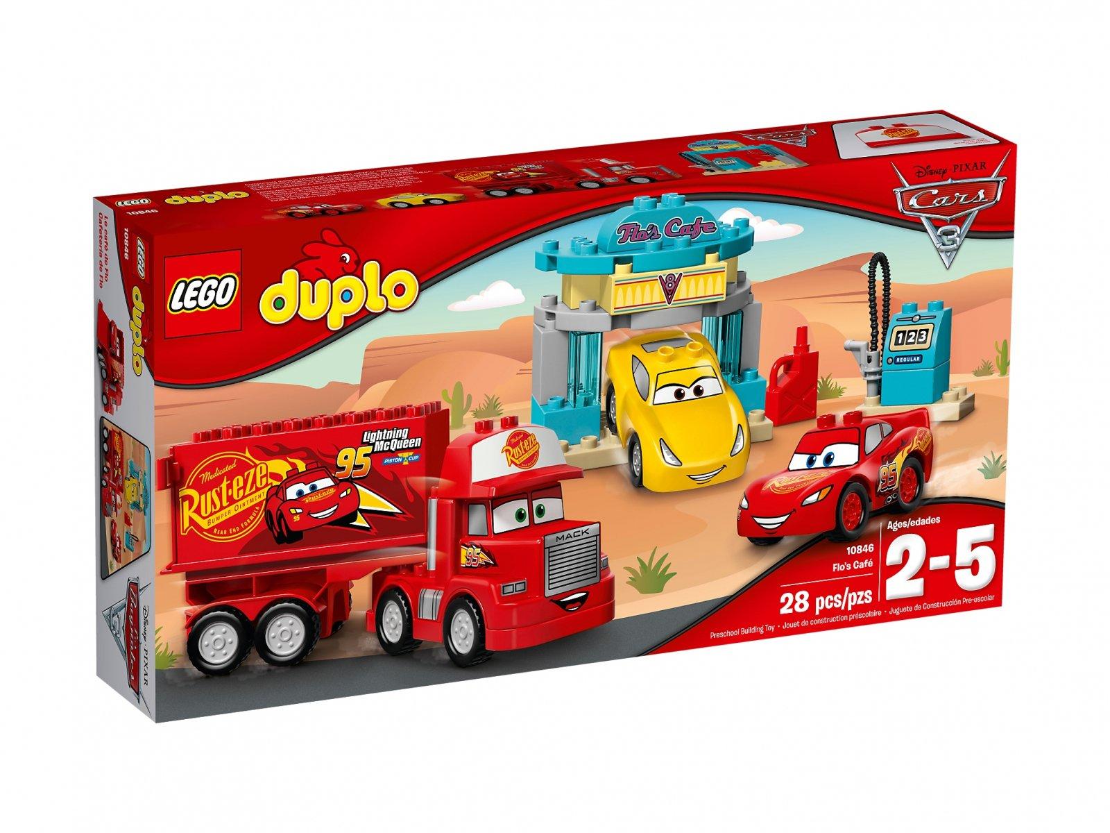 LEGO 10846 Kawiarnia Flo