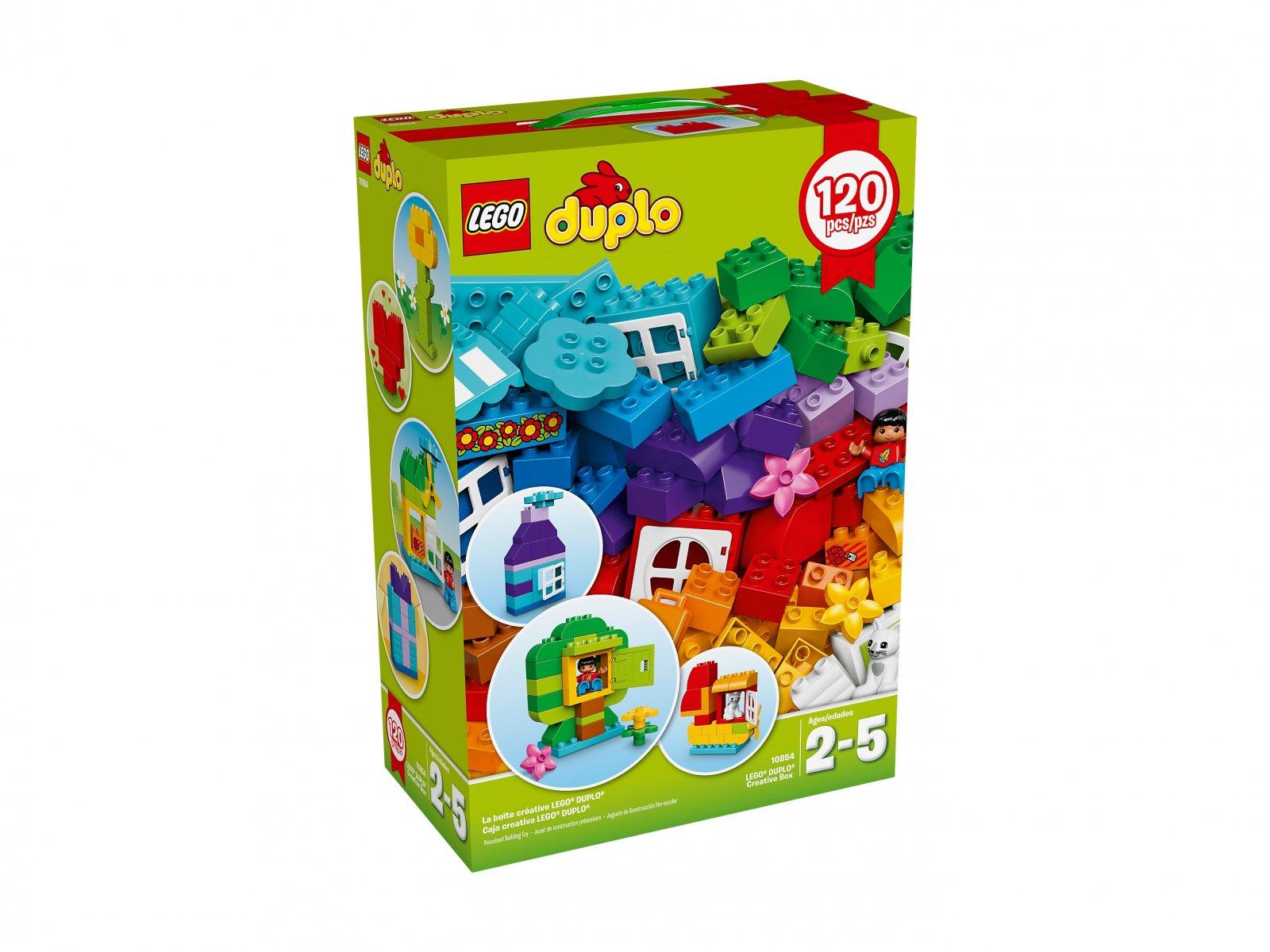 Lego 10854 Duplo Zestaw Kreatywny Zklockówpl