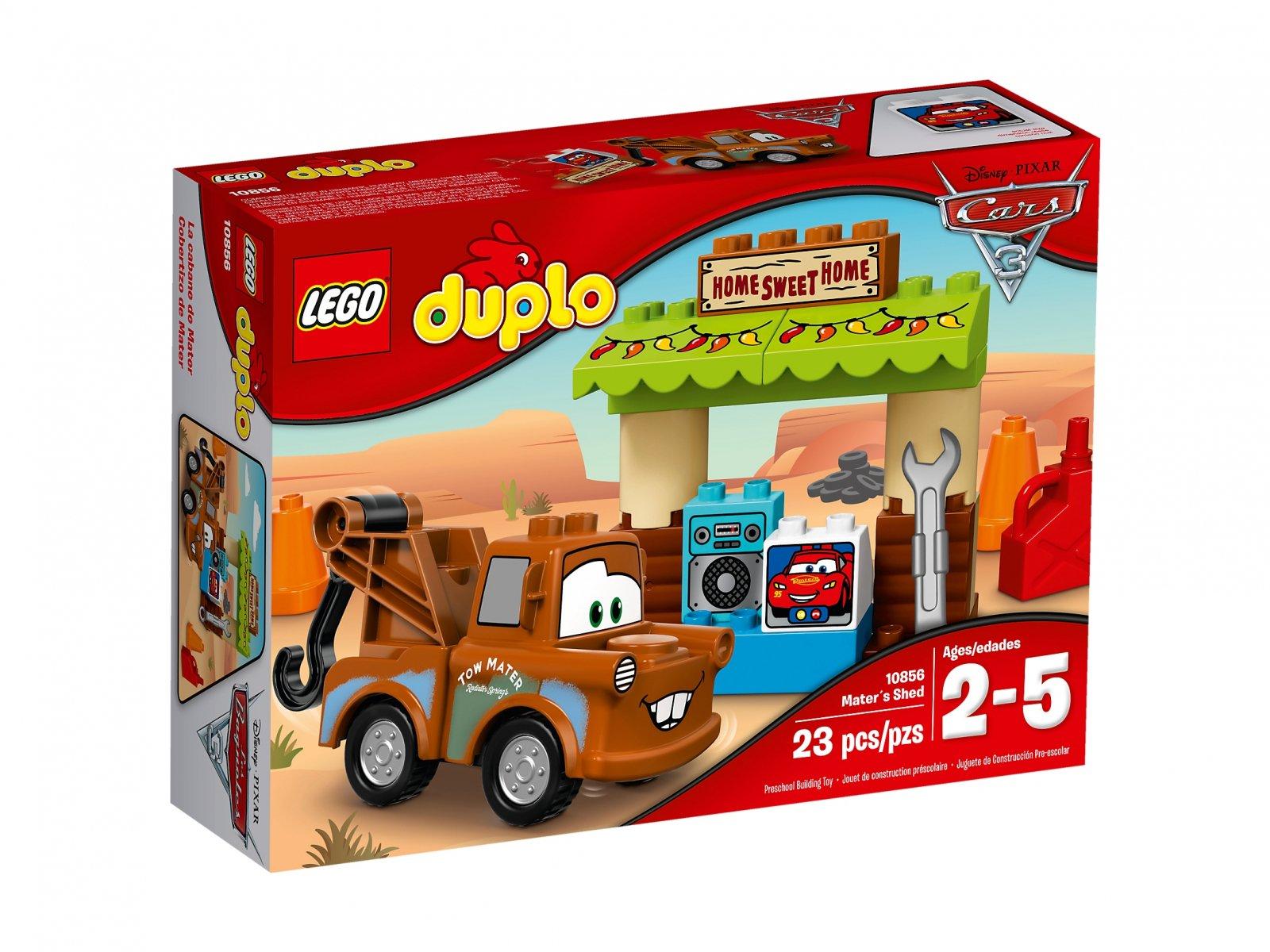 LEGO Duplo® Szopa Złomka 10856