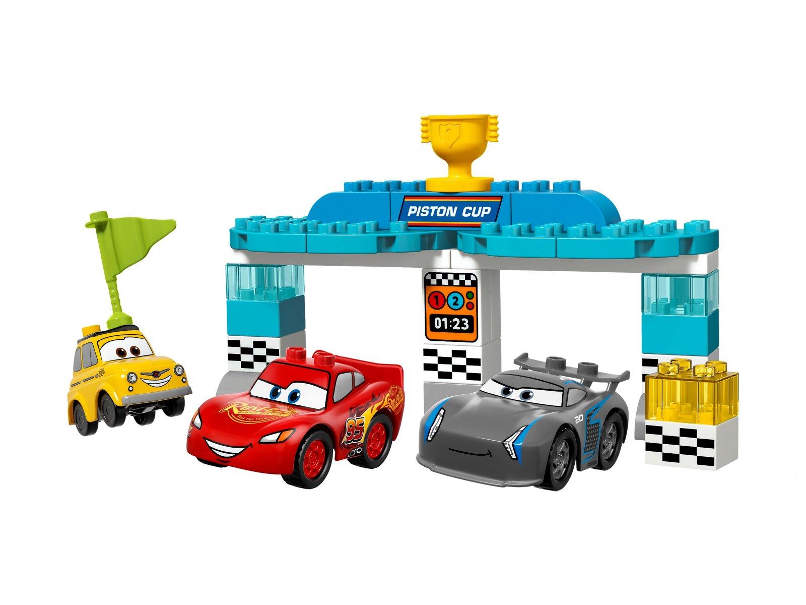 LEGO Duplo® Wyścig o Złoty Tłok 10857