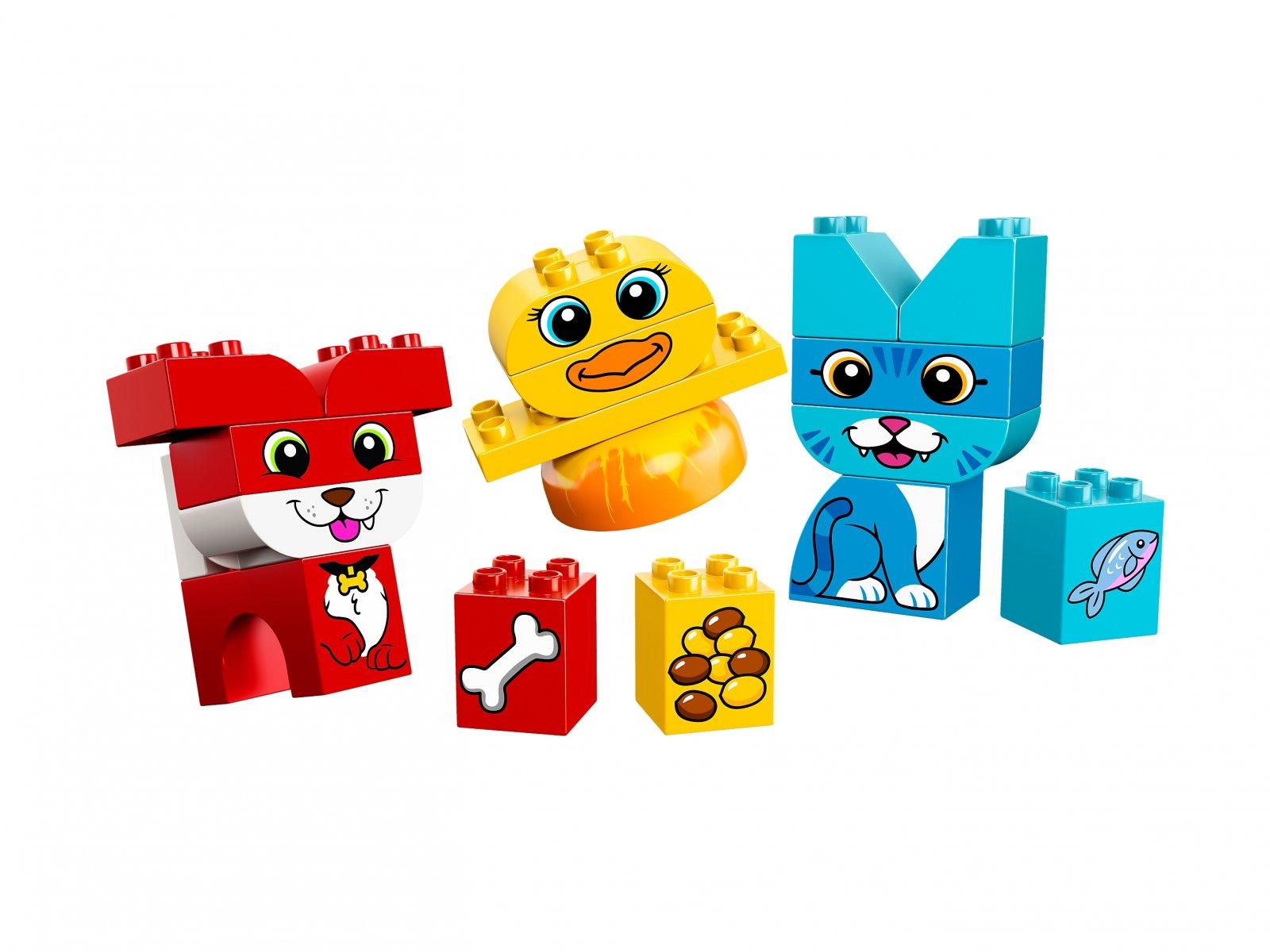 LEGO 10858 Moje pierwsze zwierzatka