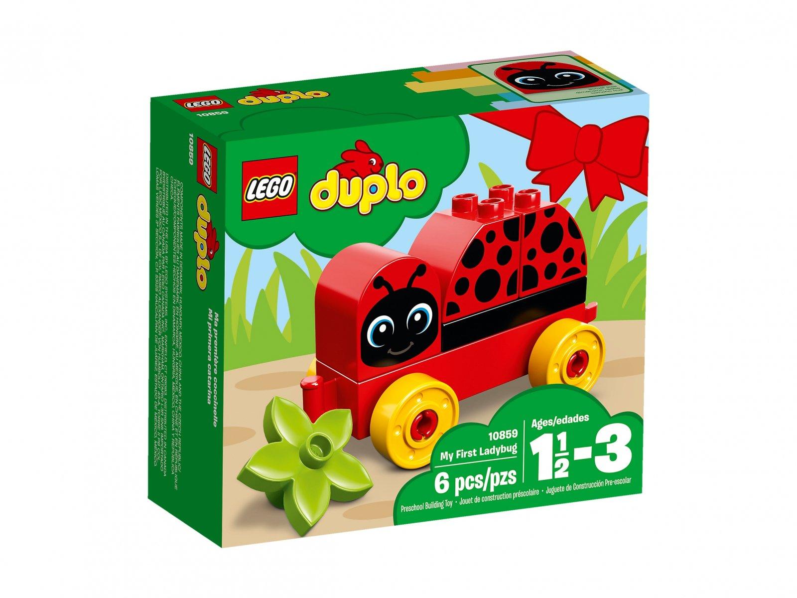 LEGO Duplo® Moja pierwsza biedronka