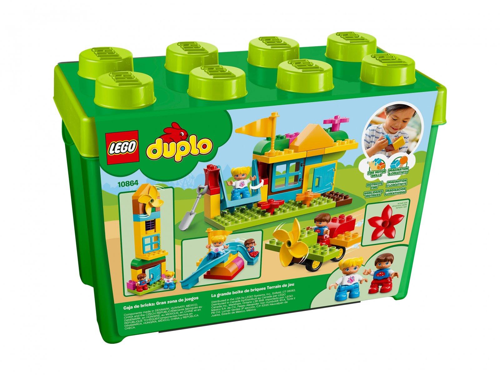 LEGO Duplo® 10864 Duży plac zabaw