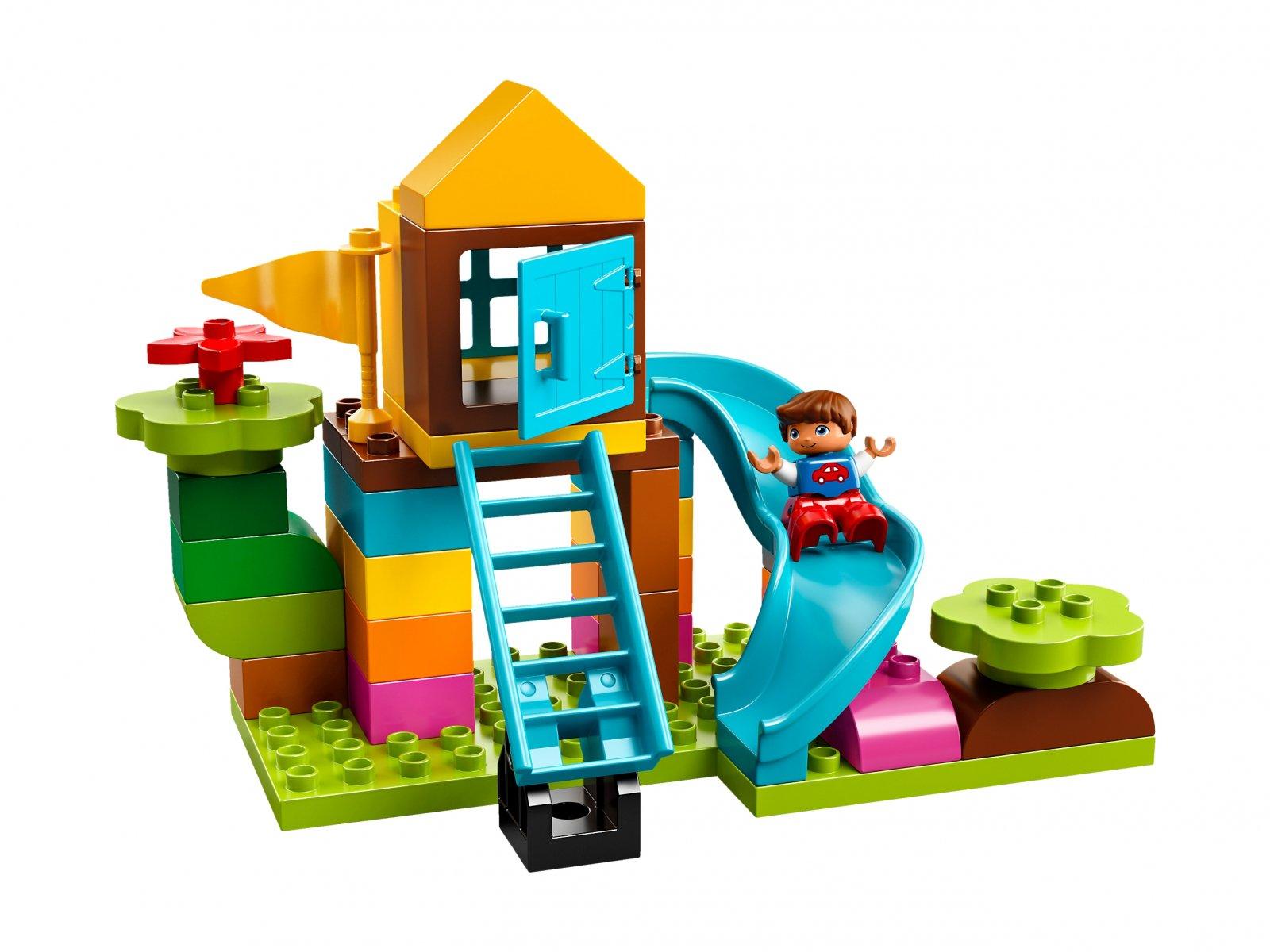 LEGO Duplo® Duży plac zabaw 10864