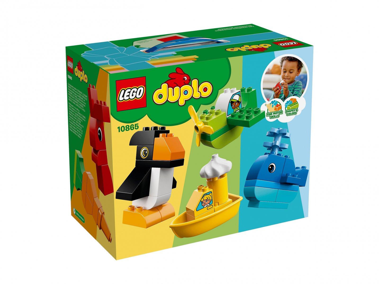 LEGO 10865 Duplo® Wyjątkowe budowle