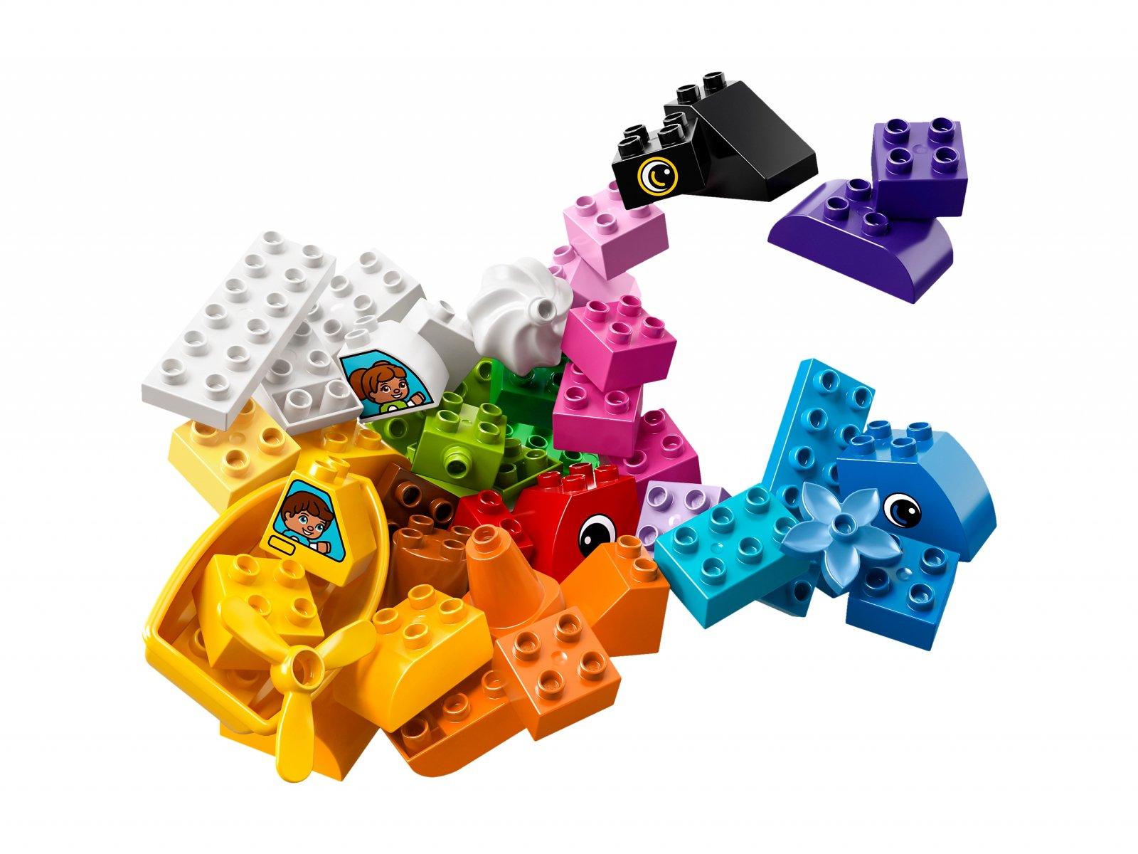 LEGO Duplo® Wyjątkowe budowle
