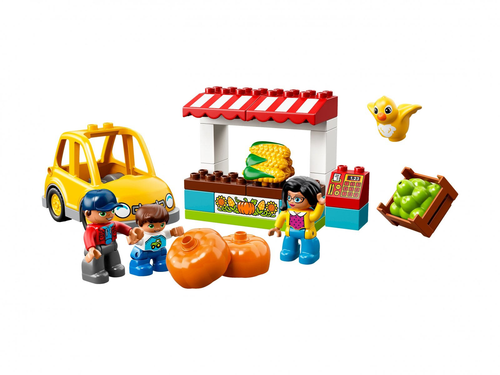 LEGO 10867 Duplo® Na targu