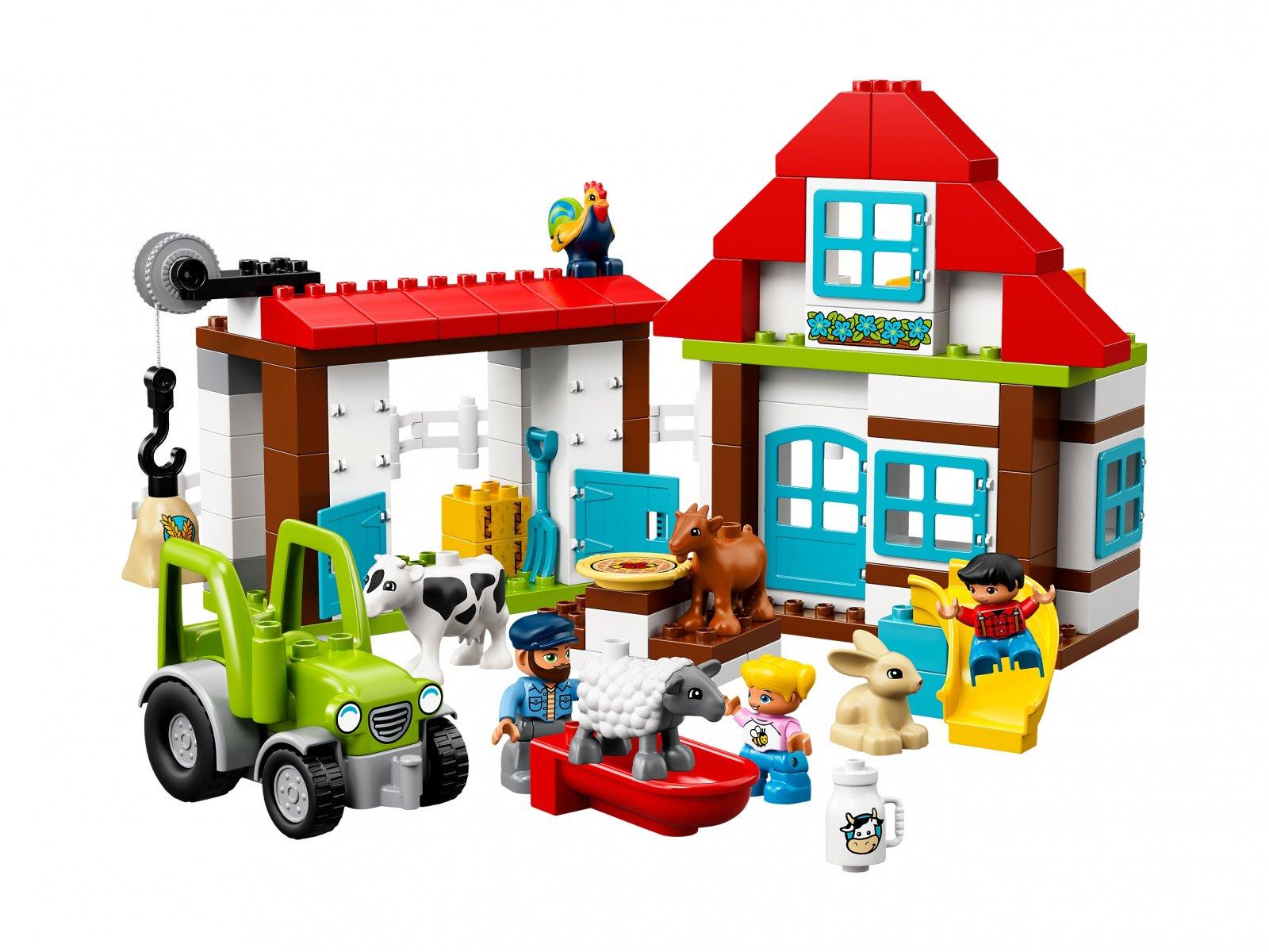 LEGO 10869 Przygody na farmie
