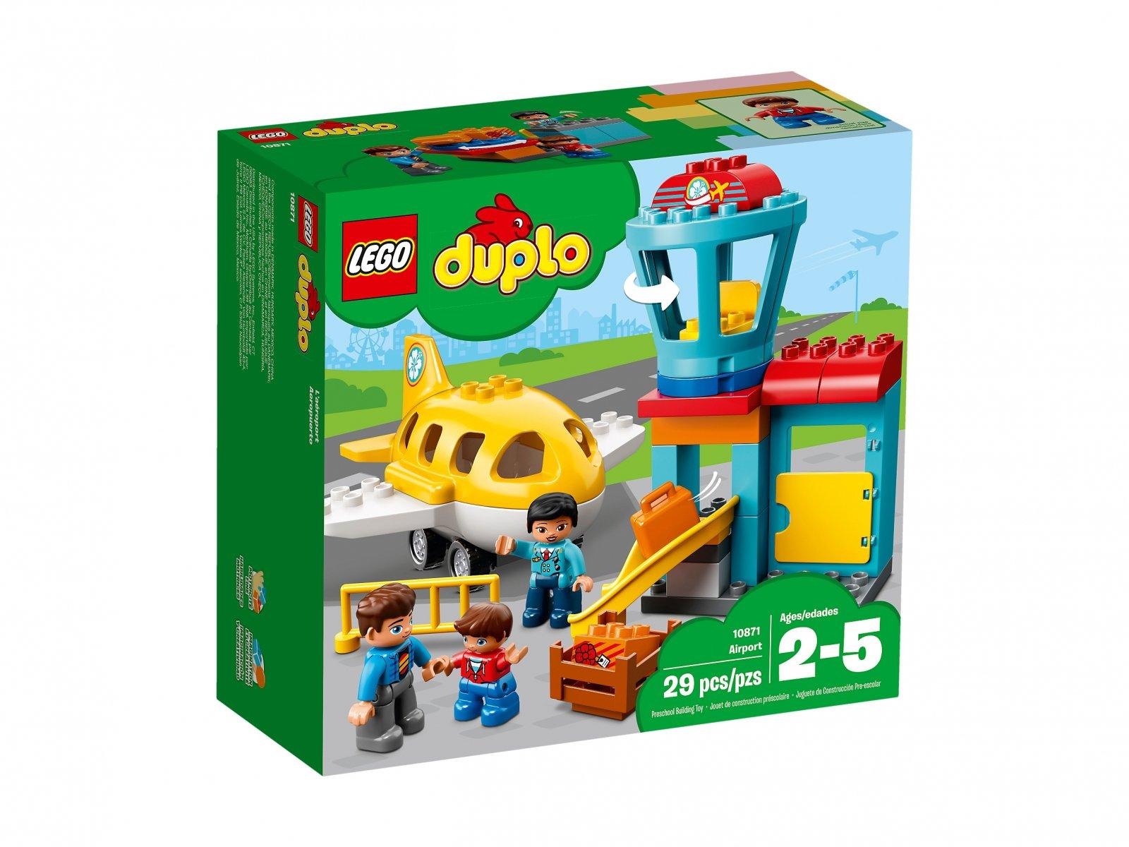 LEGO 10871 Duplo® Lotnisko