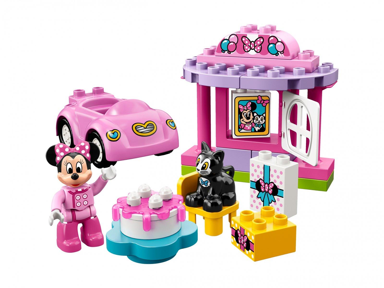 LEGO 10873 Przyjęcie urodzinowe Minnie