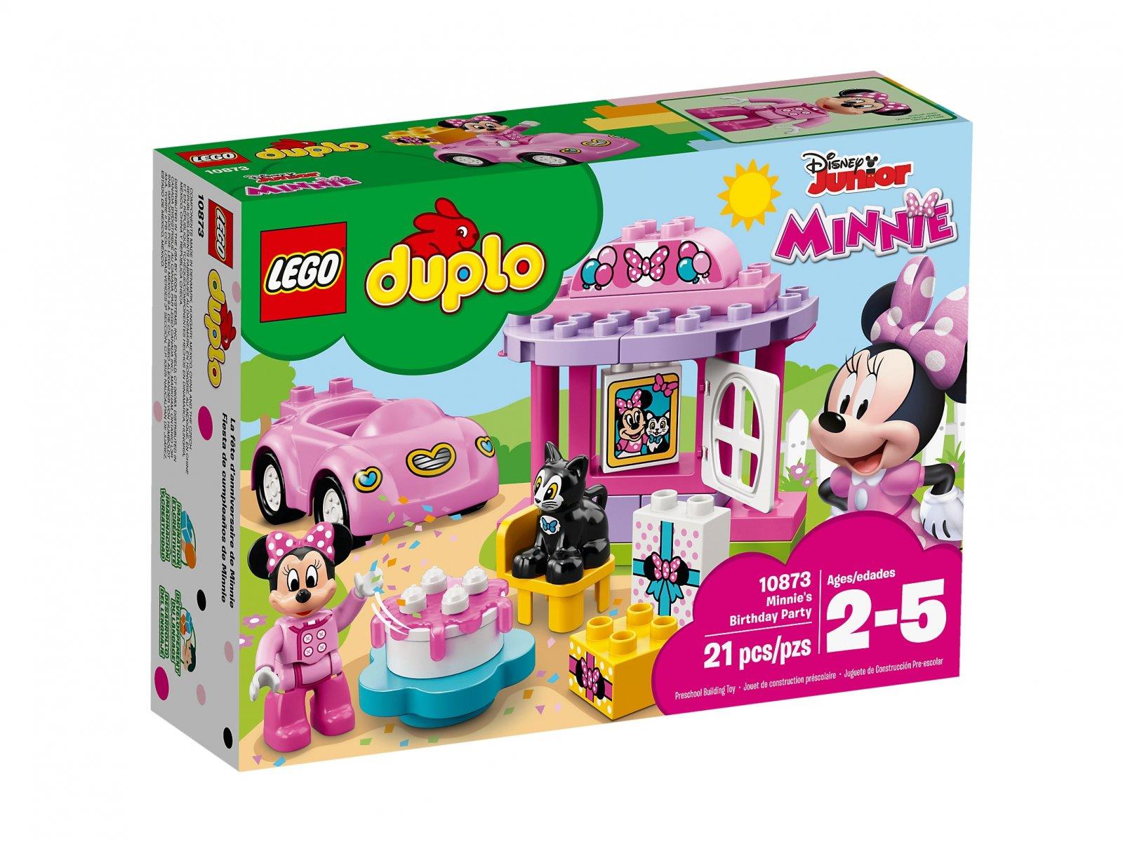 LEGO Duplo® Przyjęcie urodzinowe Minnie