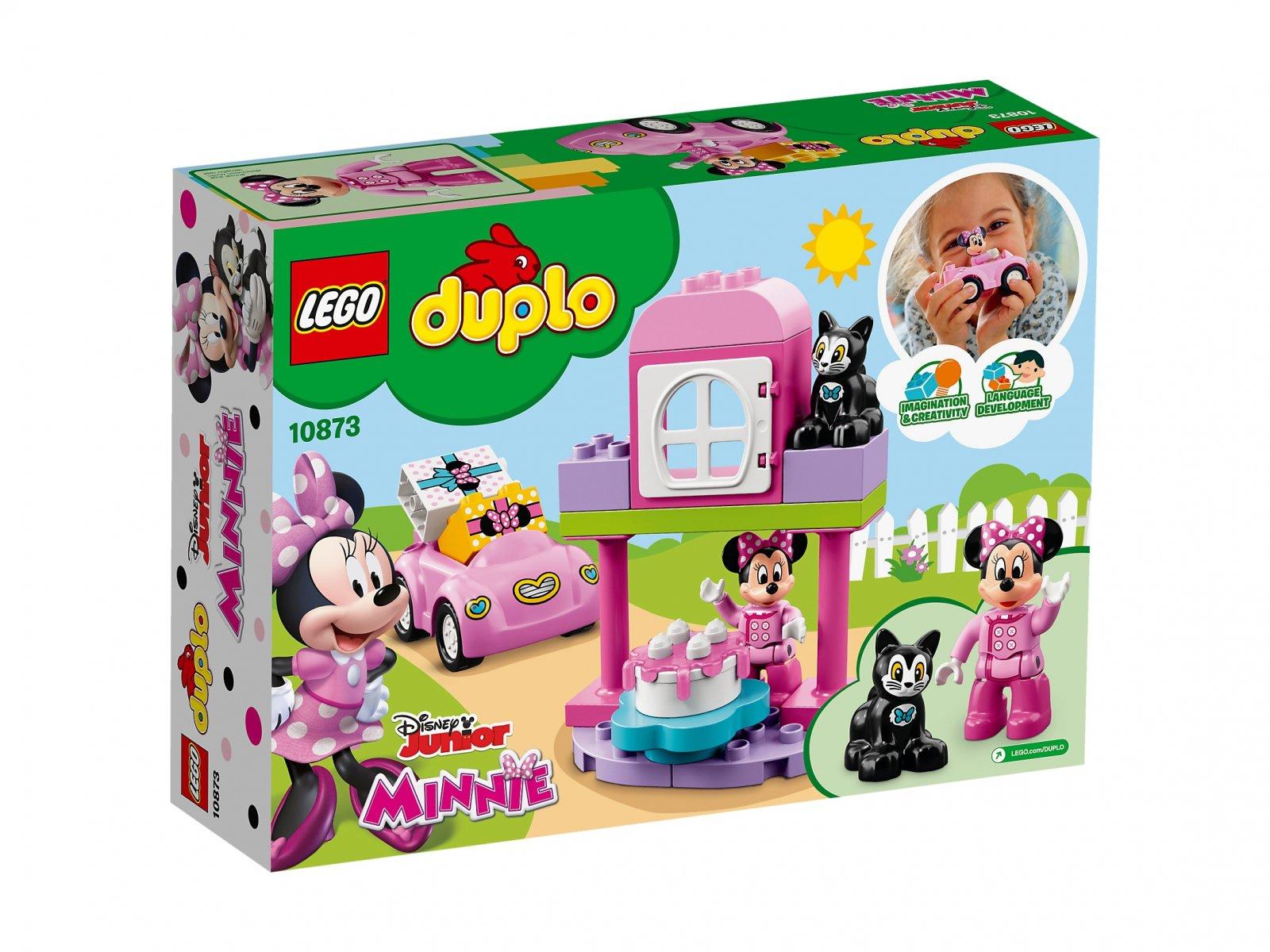 LEGO Duplo® Przyjęcie urodzinowe Minnie 10873