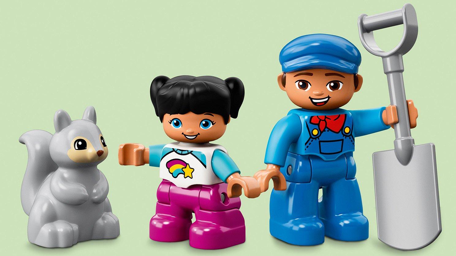 LEGO 10874 Pociąg parowy