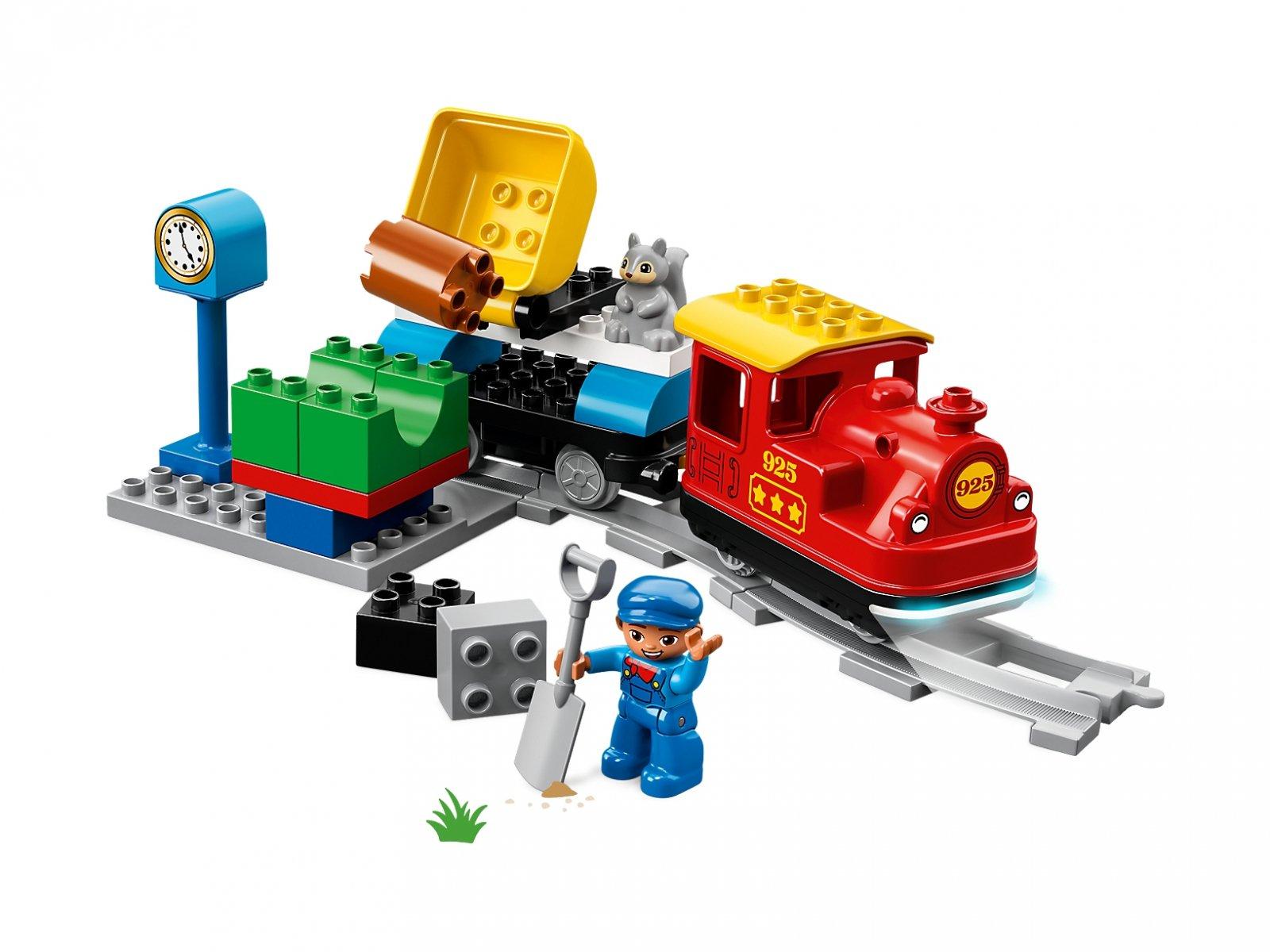 LEGO Duplo® Pociąg parowy 10874