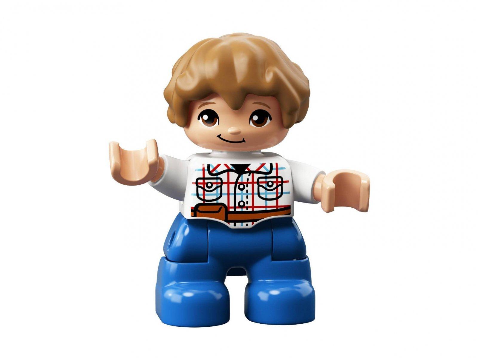 """LEGO 10879 Minizoo """"Łagodne olbrzymy"""""""