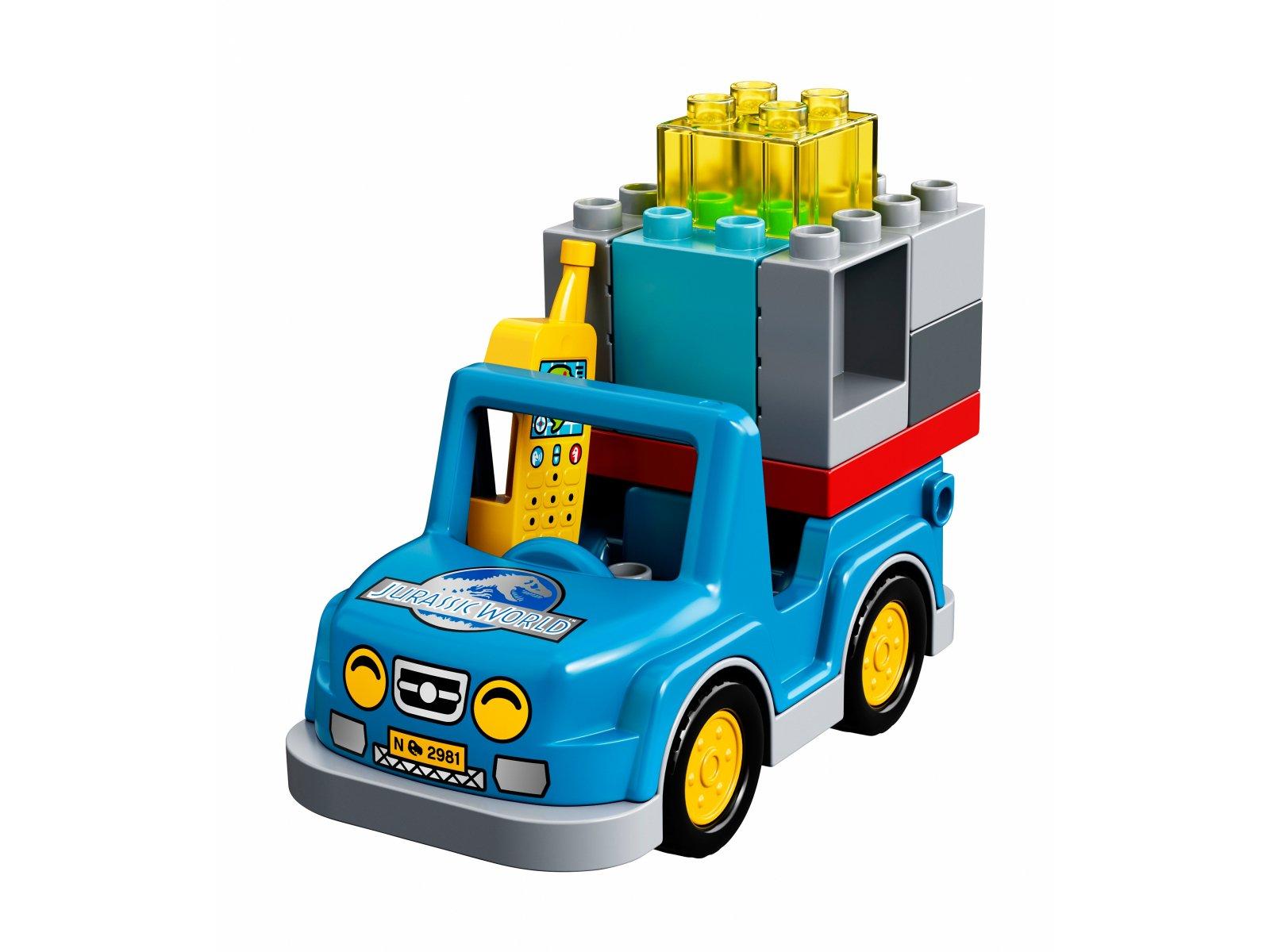 LEGO Duplo® Wieża tyranozaura