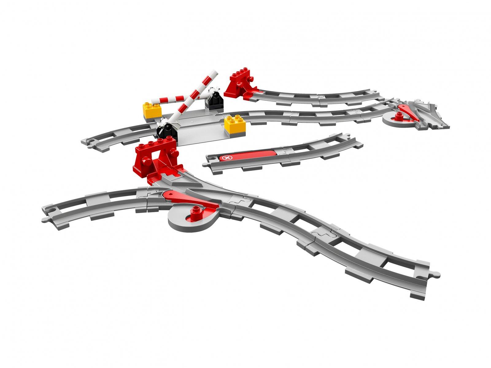 LEGO 10882 Duplo® Tory kolejowe