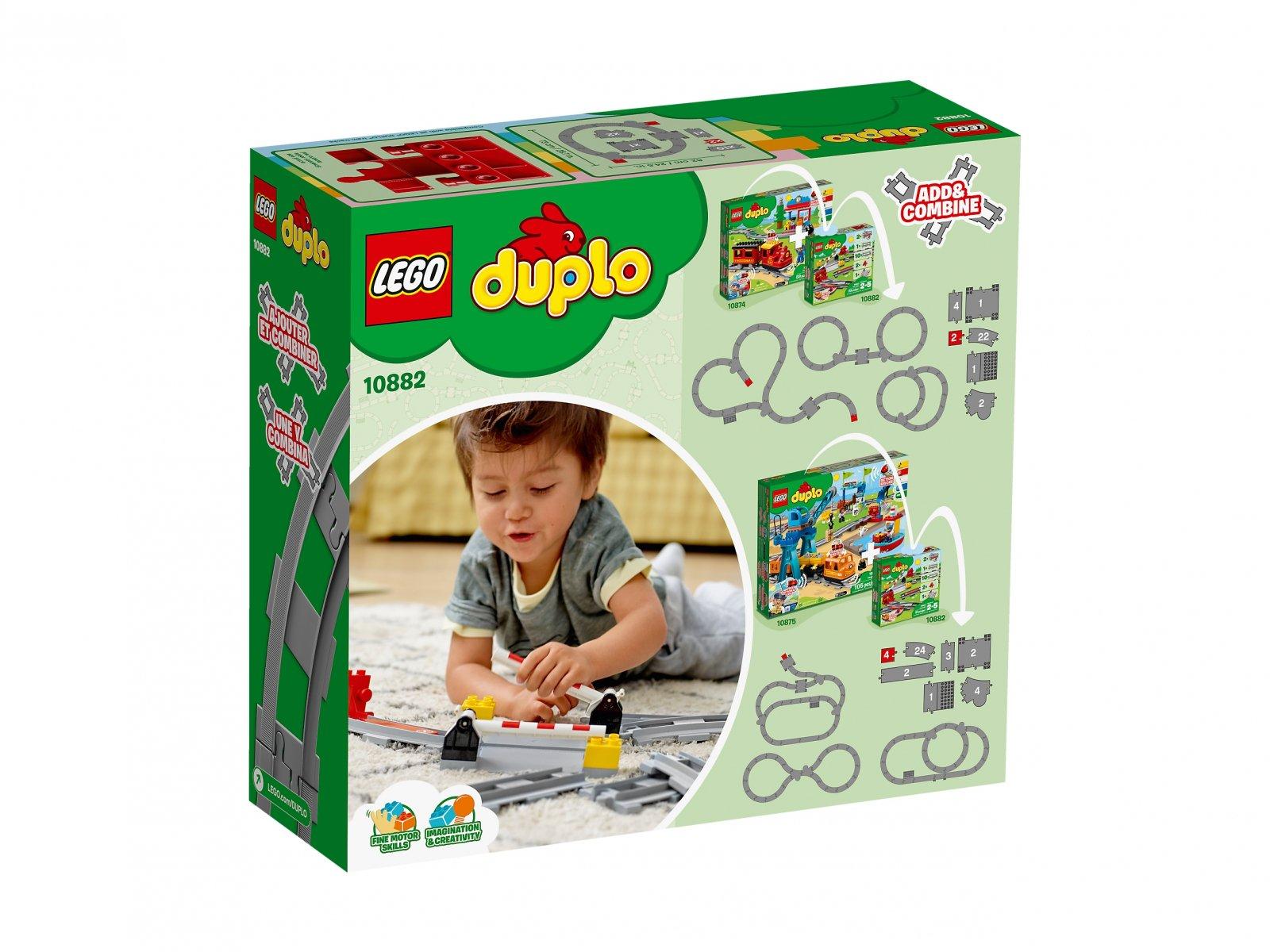 Lego Duplo® 10882 Tory kolejowe