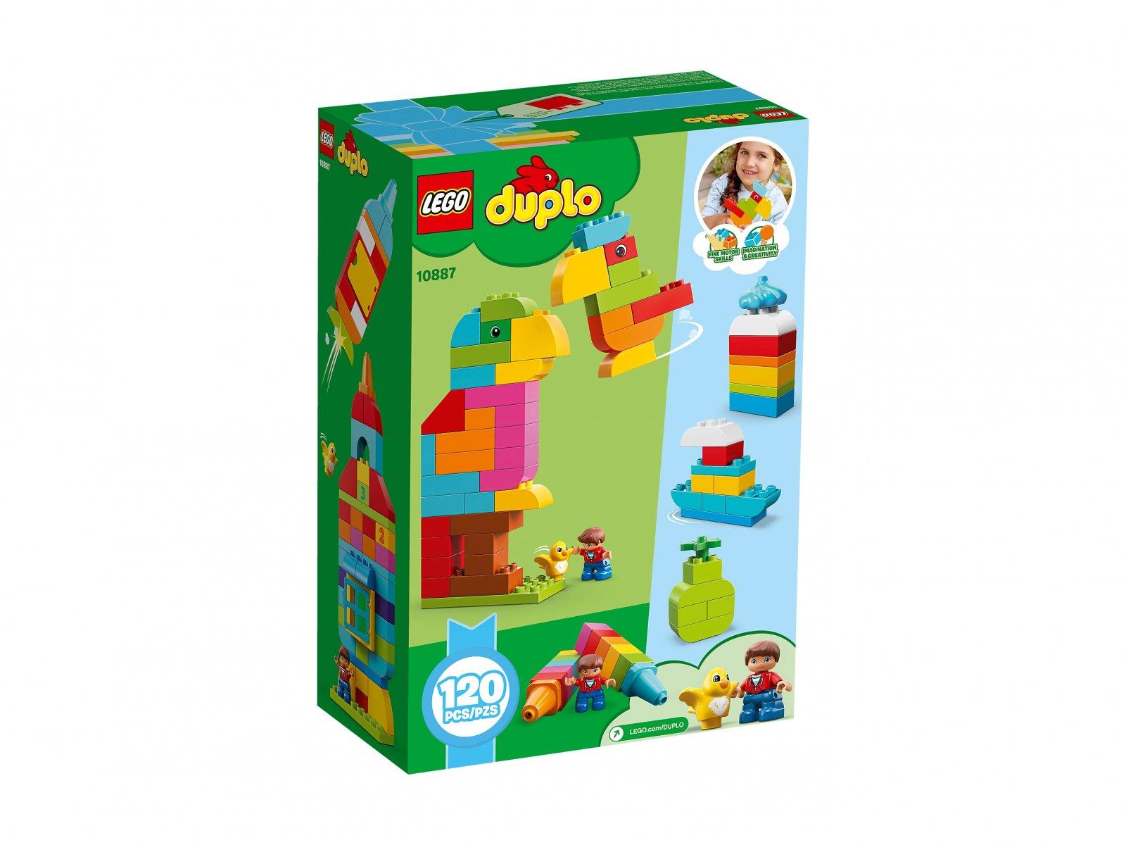 LEGO 10887 Duplo® Kreatywna zabawa