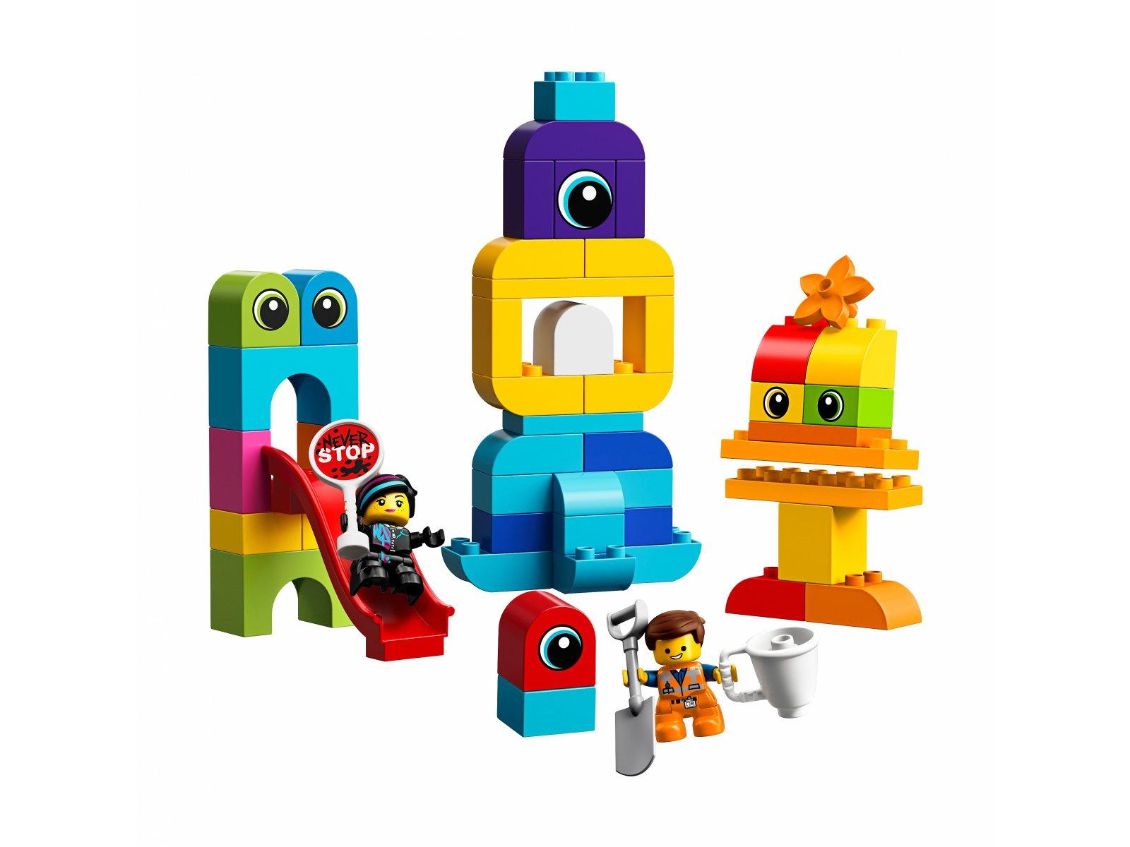 LEGO Duplo® 10895 Goście z planety DUPLO® u Emmeta i Lucy