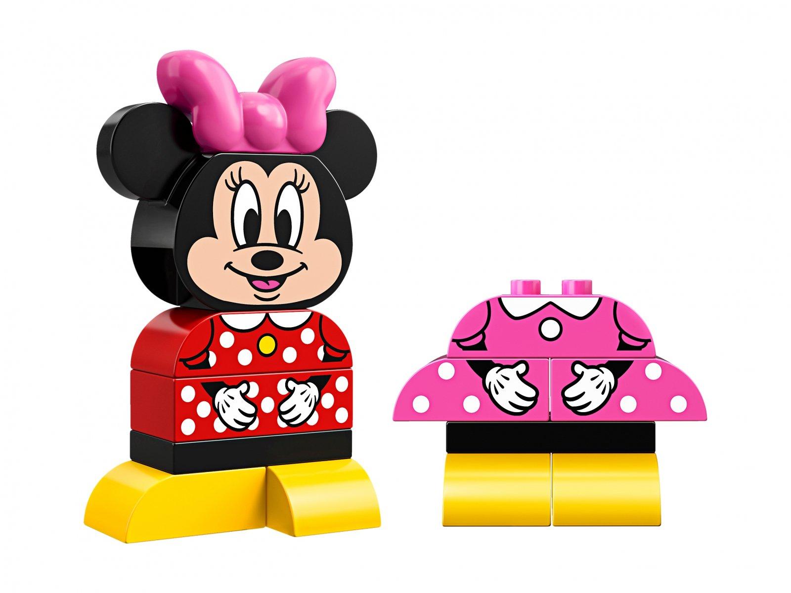 LEGO 10897 Duplo® Moja pierwsza Myszka Minnie