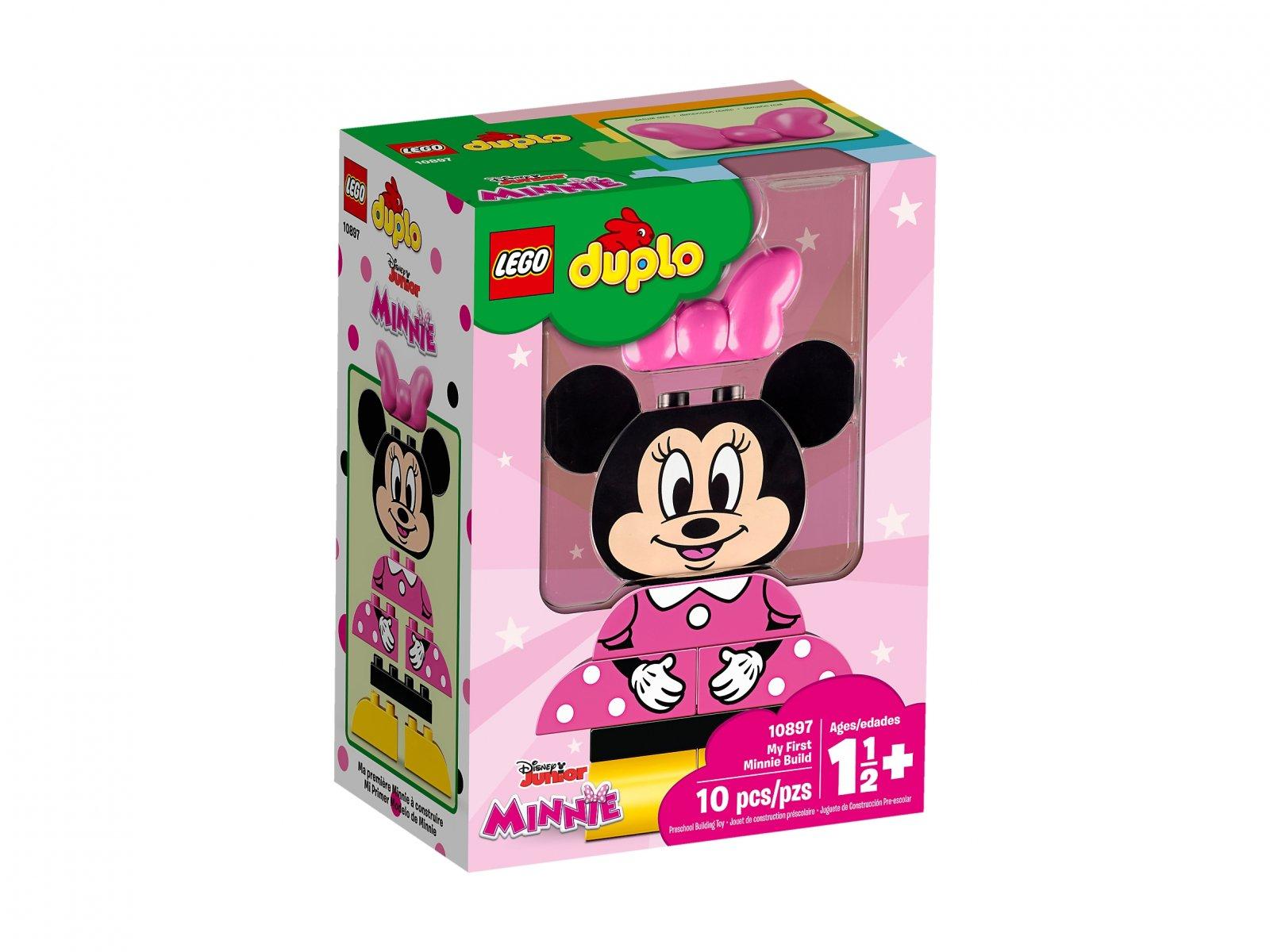 LEGO Duplo® 10897 Moja pierwsza Myszka Minnie