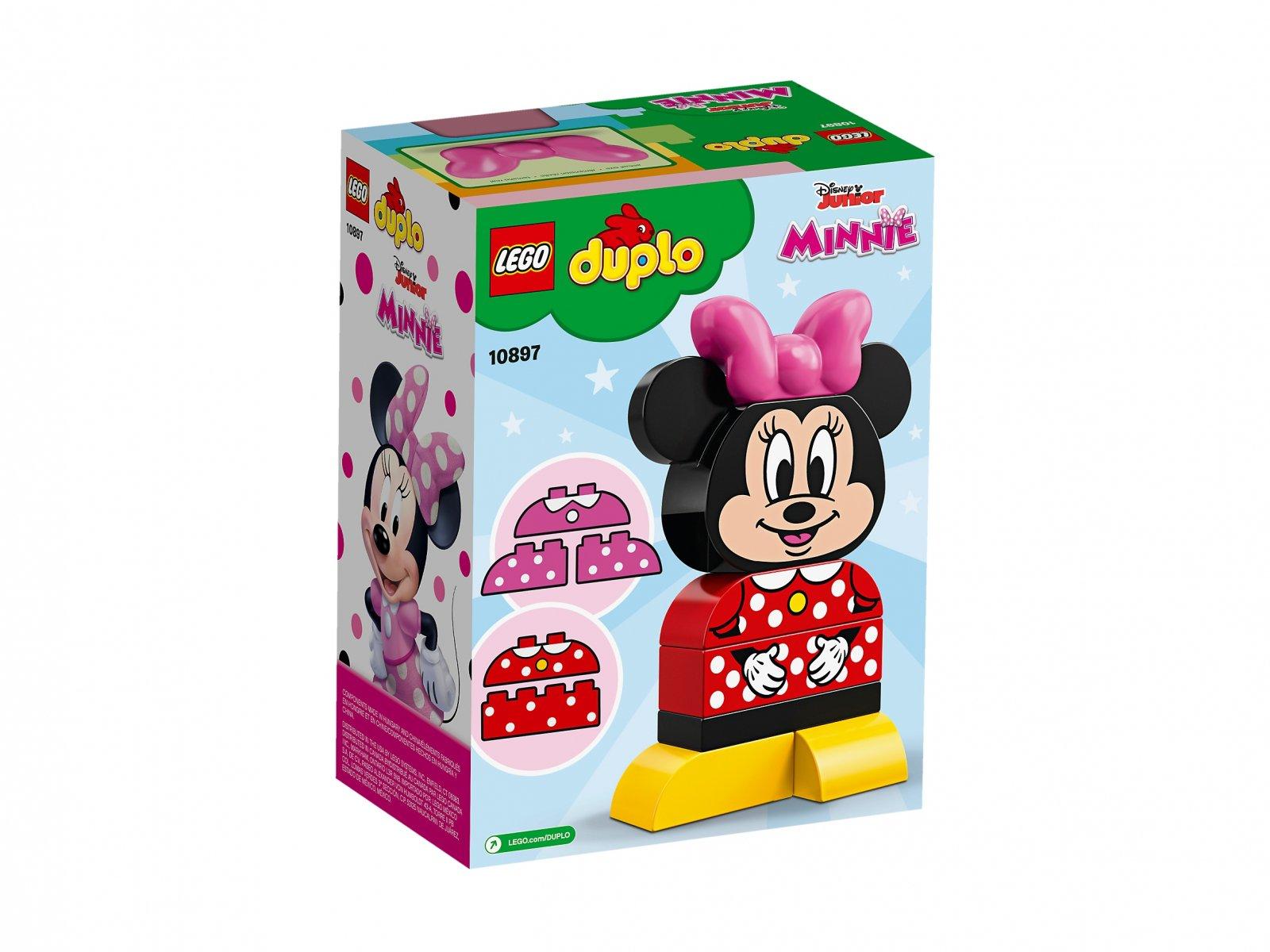 LEGO Duplo® Moja pierwsza Myszka Minnie