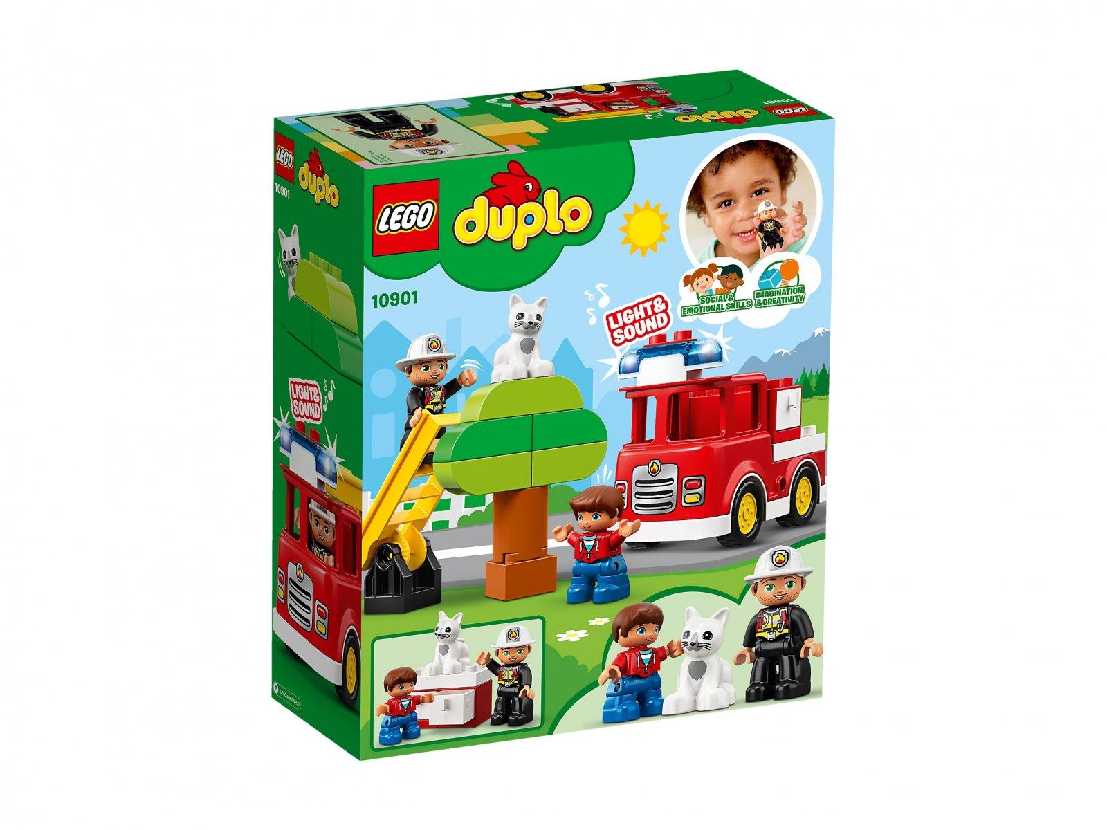 LEGO Duplo® 10901 Wóz strażacki
