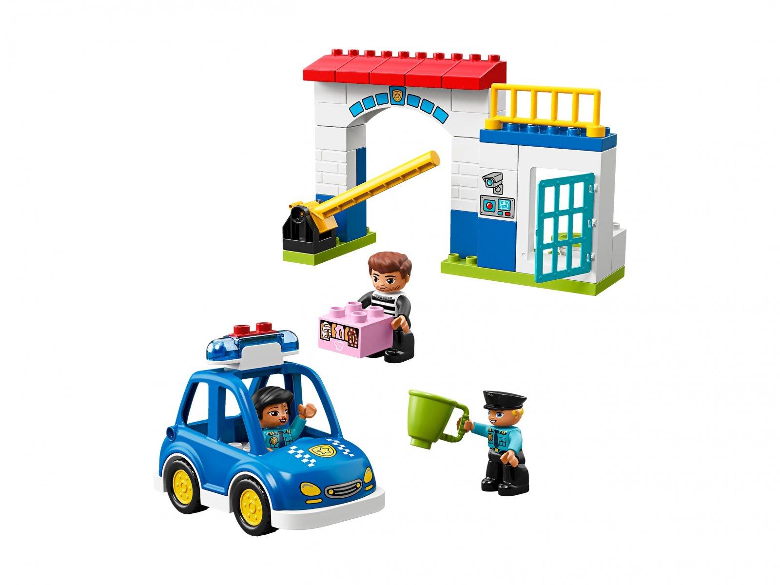 LEGO 10902 Duplo® Posterunek policji