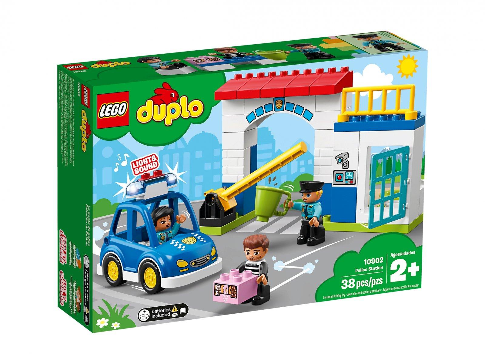 LEGO Duplo® 10902 Posterunek policji