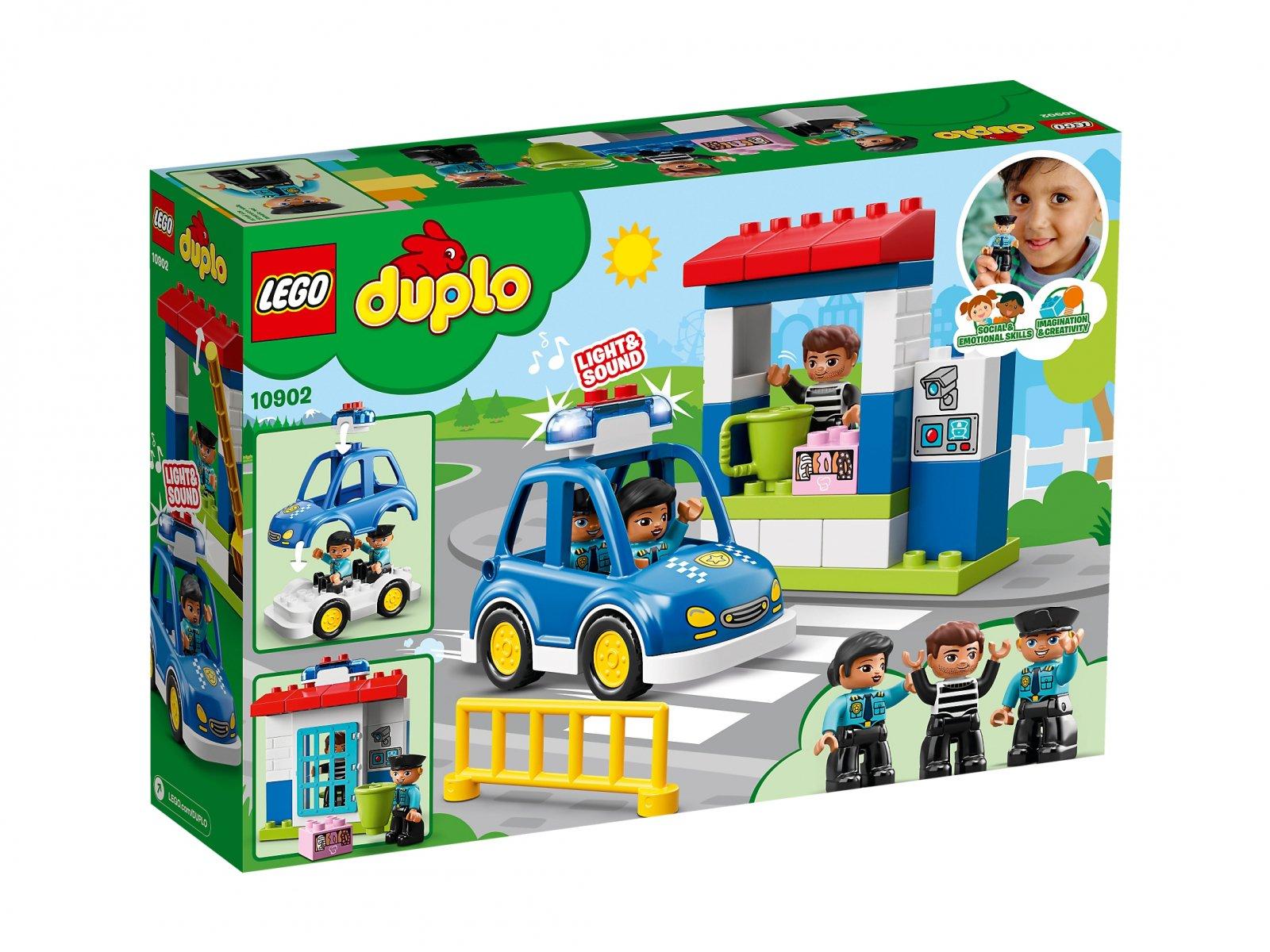 LEGO Duplo® Posterunek policji 10902