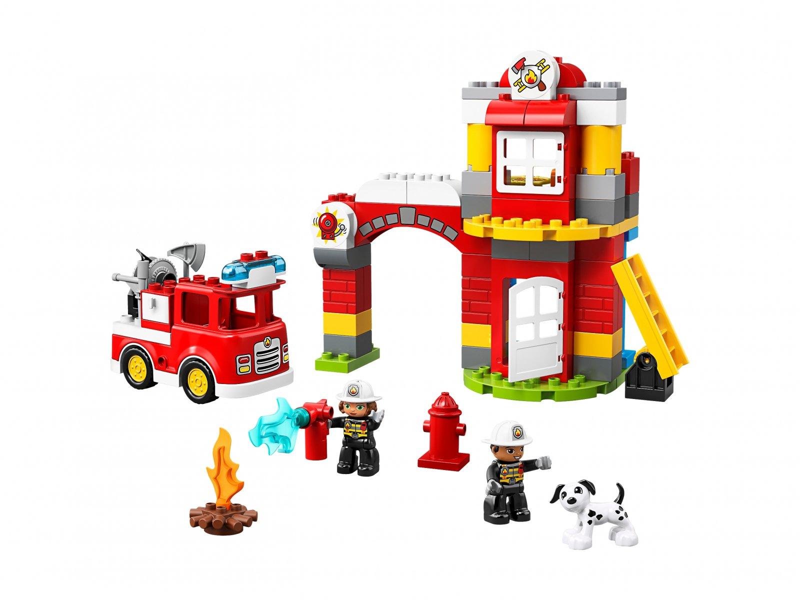 LEGO Duplo® Remiza strażacka