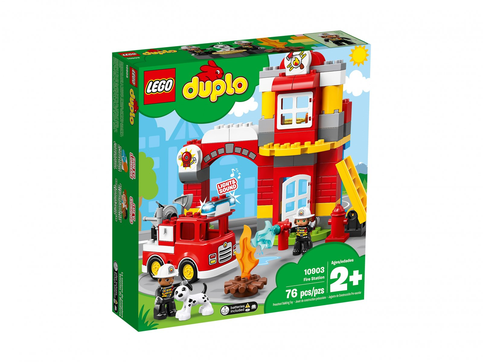 LEGO Duplo® Remiza strażacka 10903