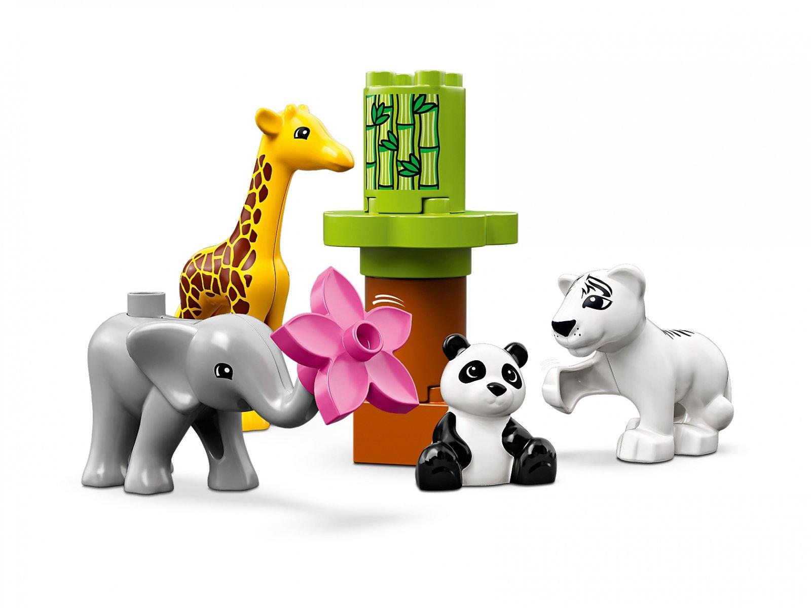 LEGO Duplo® Małe Zwierzątka 10904