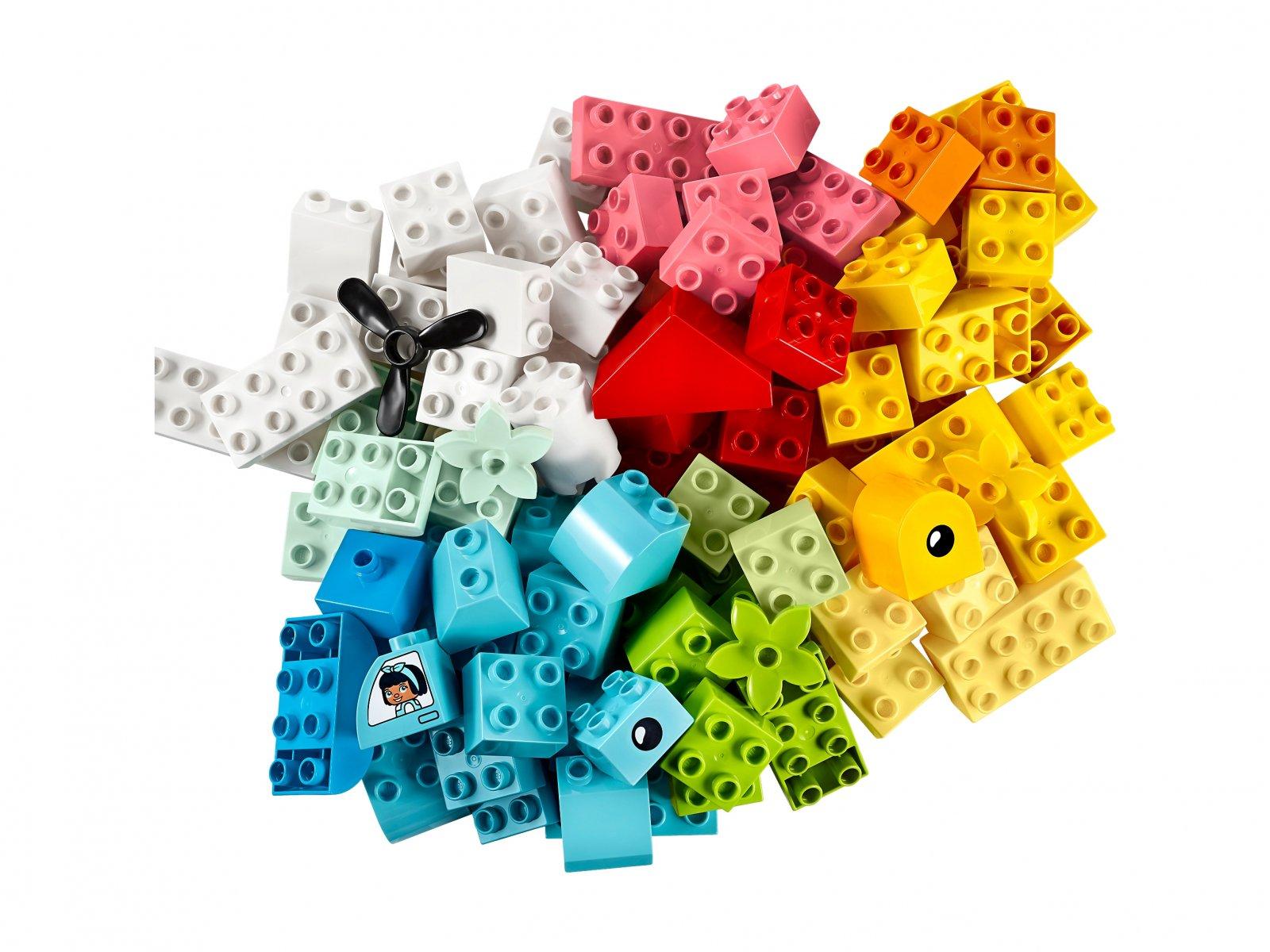 LEGO Duplo® 10909 Pudełko z serduszkiem