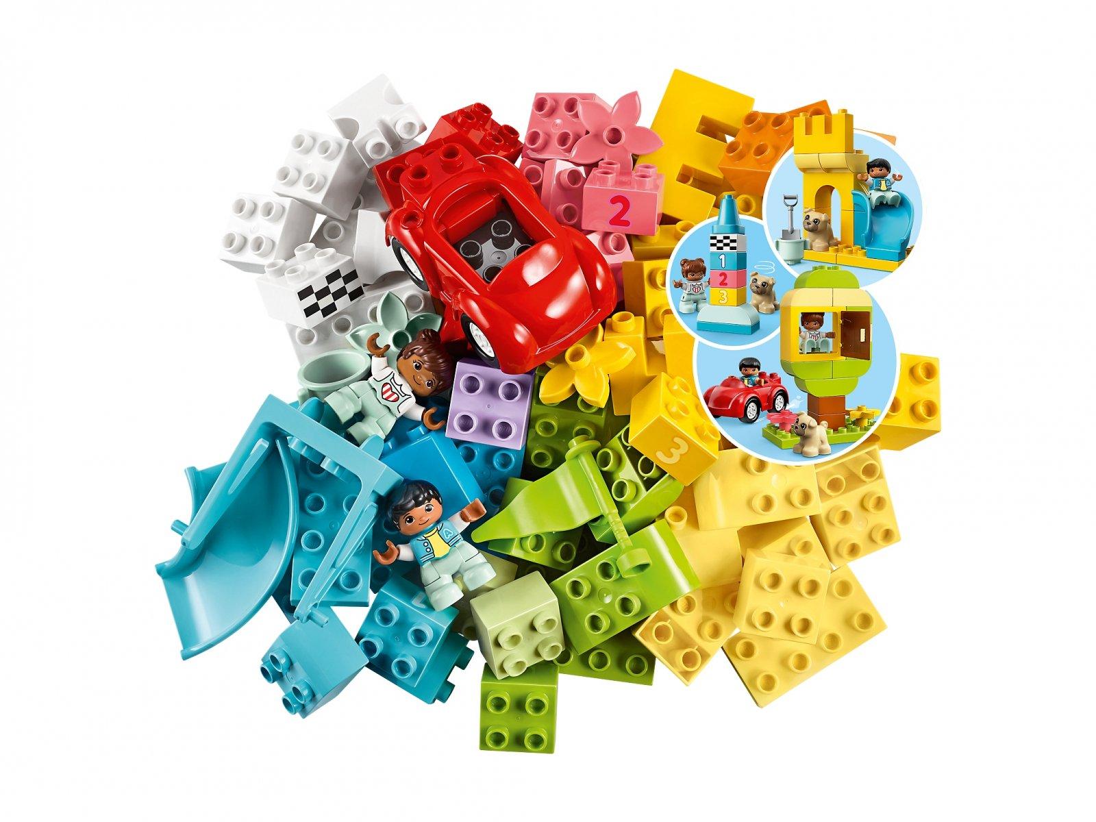 LEGO 10914 Duplo® Pudełko z klockami Deluxe