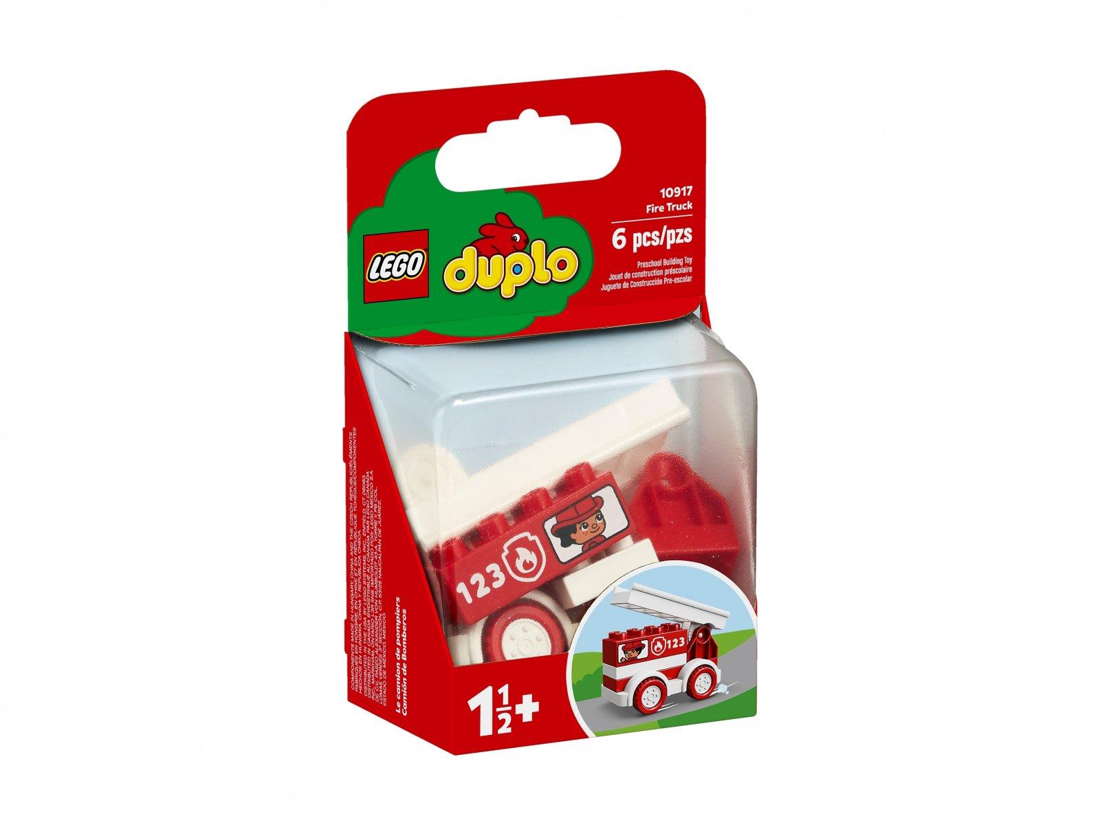 LEGO Duplo® 10917 Wóz strażacki