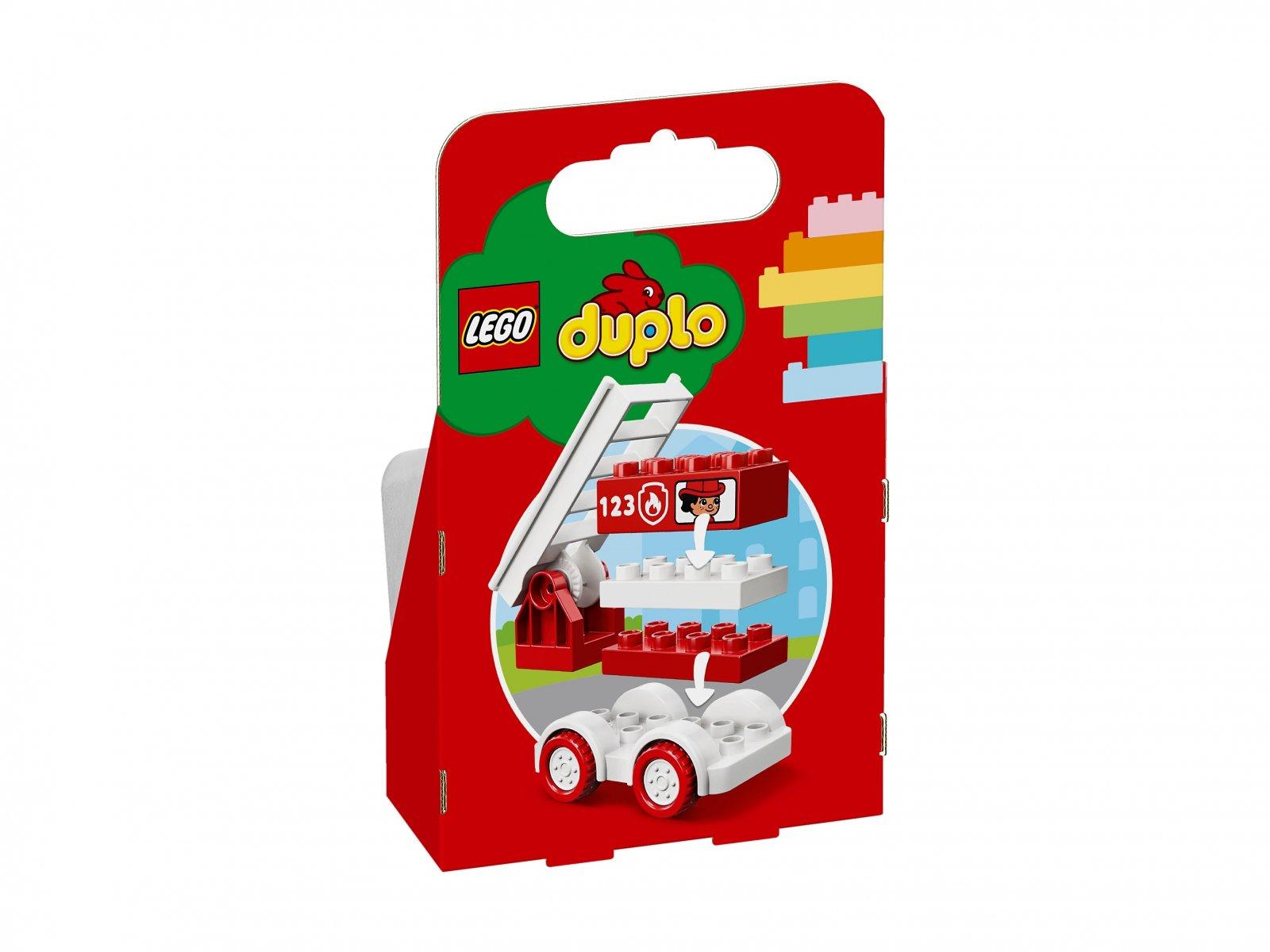 LEGO 10917 Duplo® Wóz strażacki