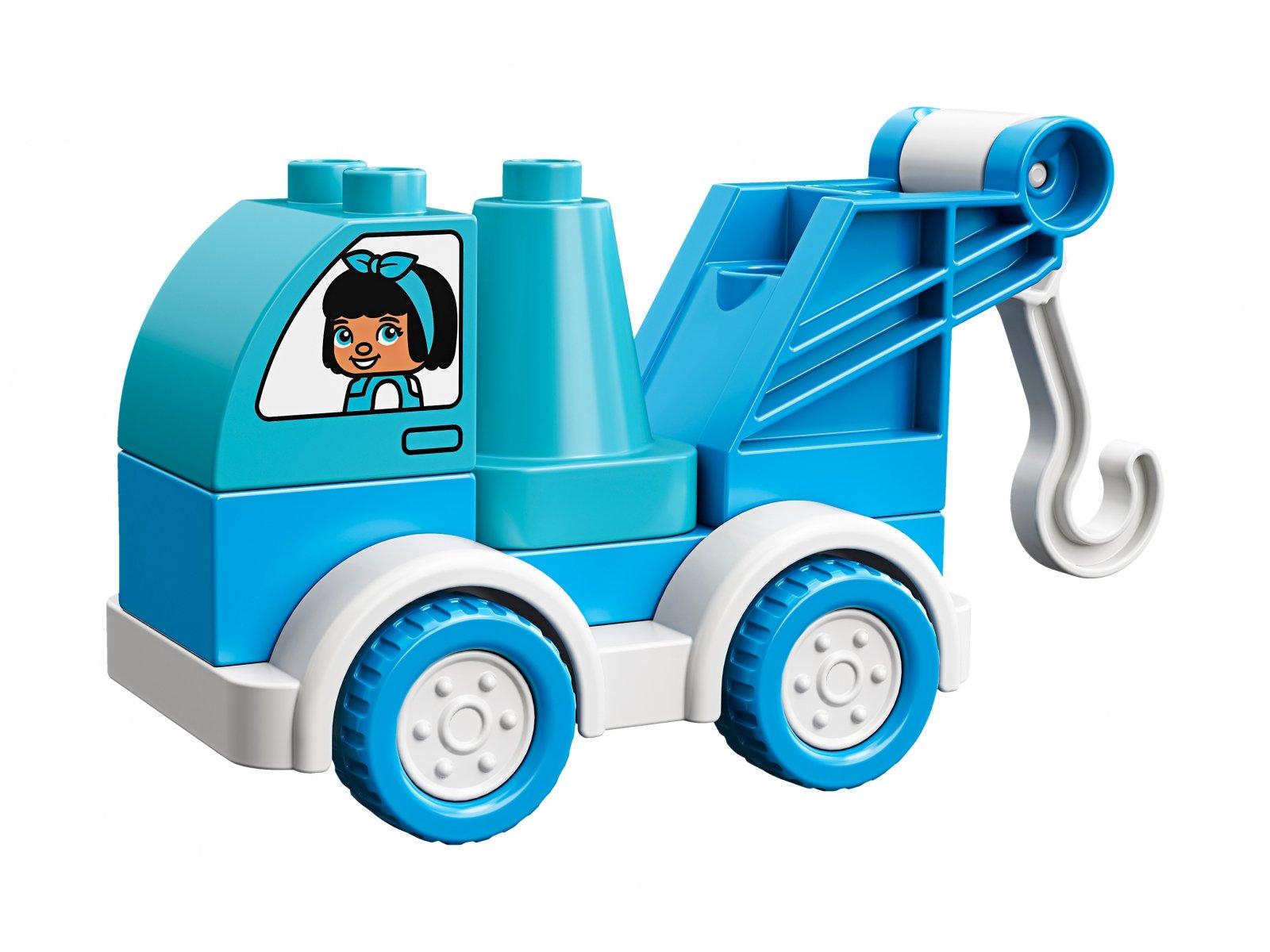 LEGO Duplo® Pomoc drogowa 10918
