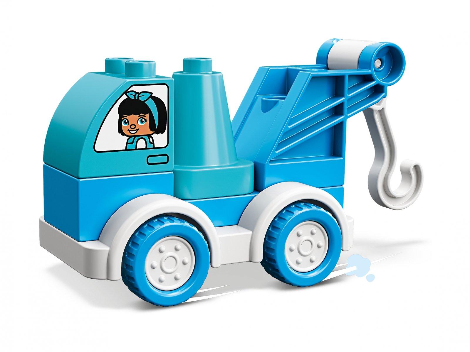 LEGO 10918 Duplo® Pomoc drogowa