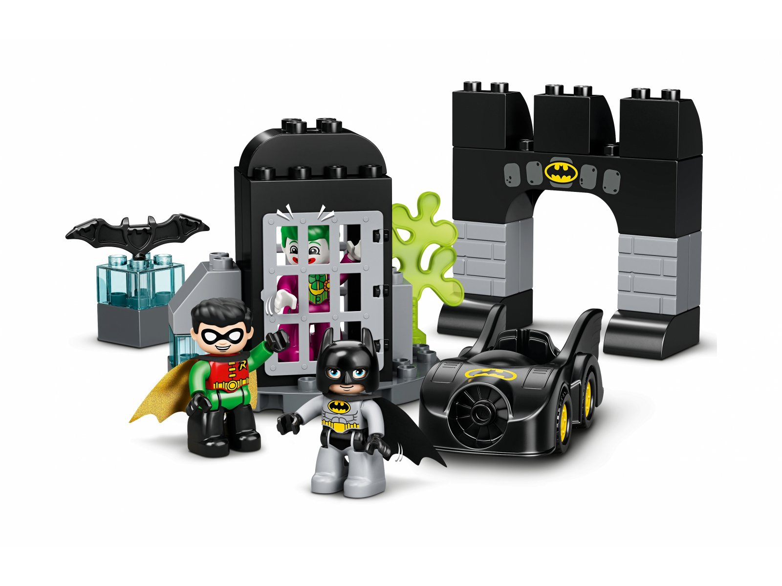 LEGO 10919 Duplo® Jaskinia Batmana