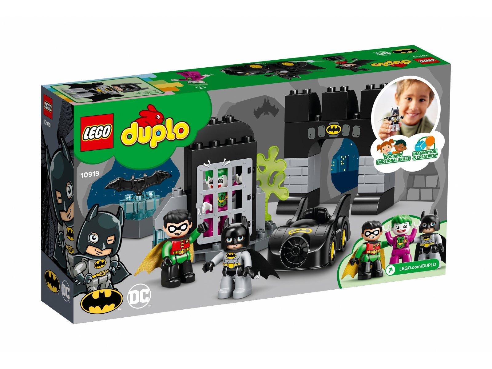 LEGO Duplo® Jaskinia Batmana 10919