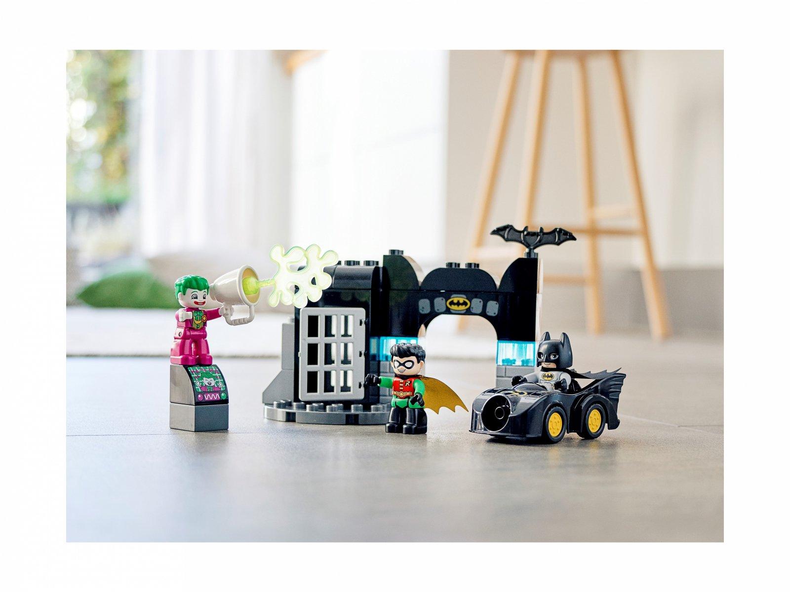 LEGO 10919 Jaskinia Batmana