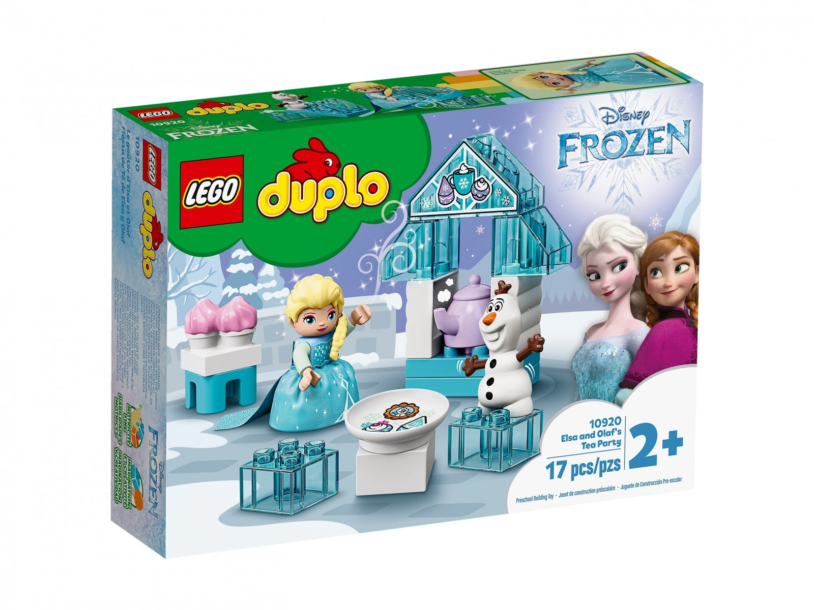 LEGO 10920 Duplo® Popołudniowa herbatka u Elsy i Olafa