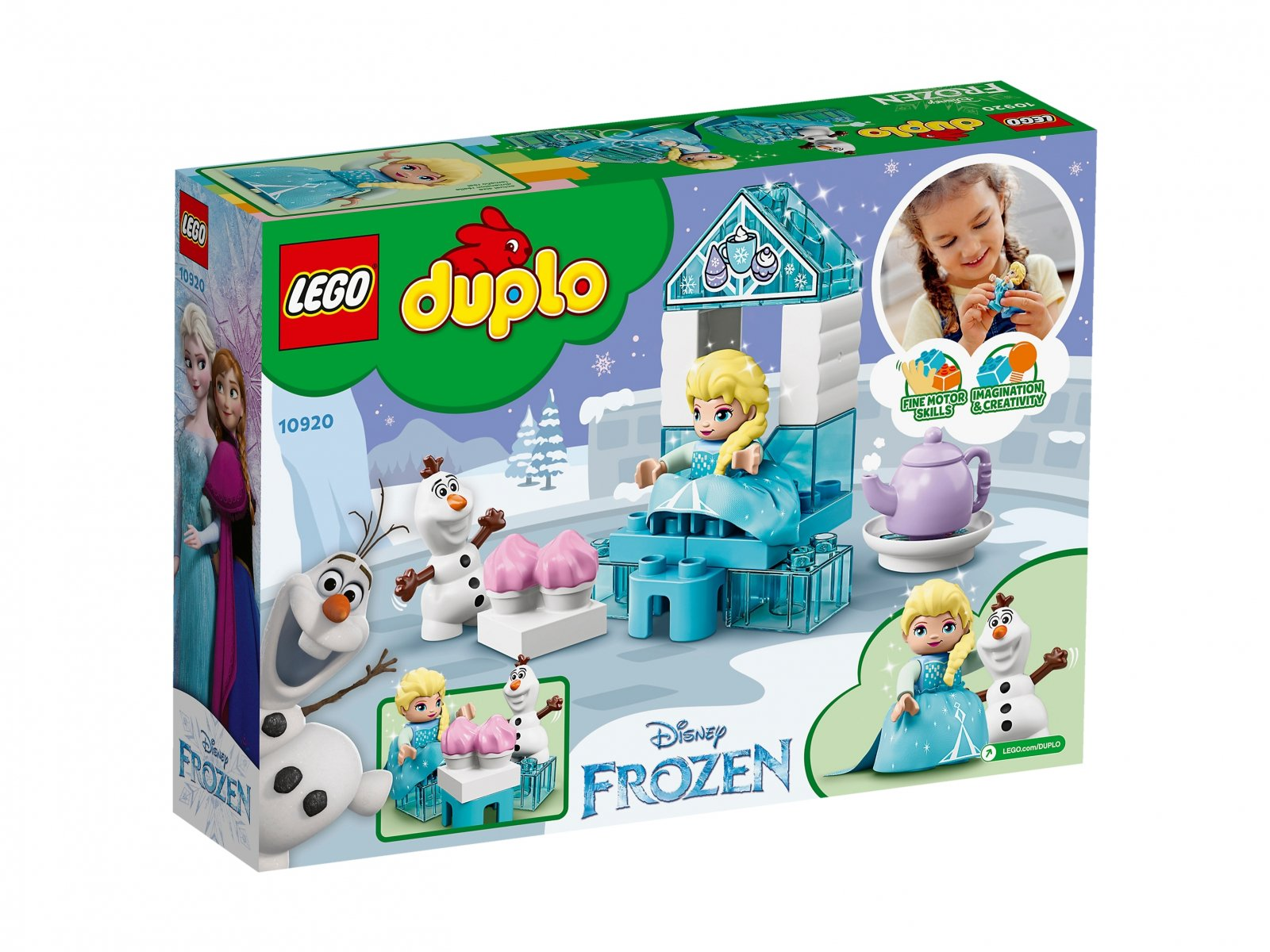 LEGO Duplo® 10920 Popołudniowa herbatka u Elsy i Olafa