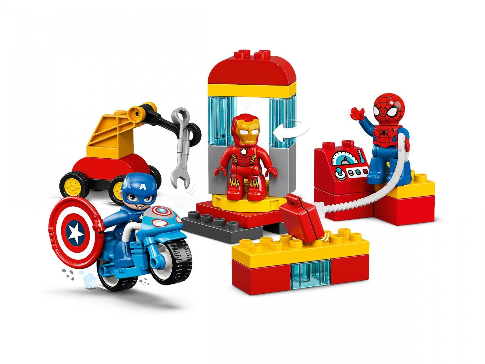 LEGO 10921 Laboratorium superbohaterów