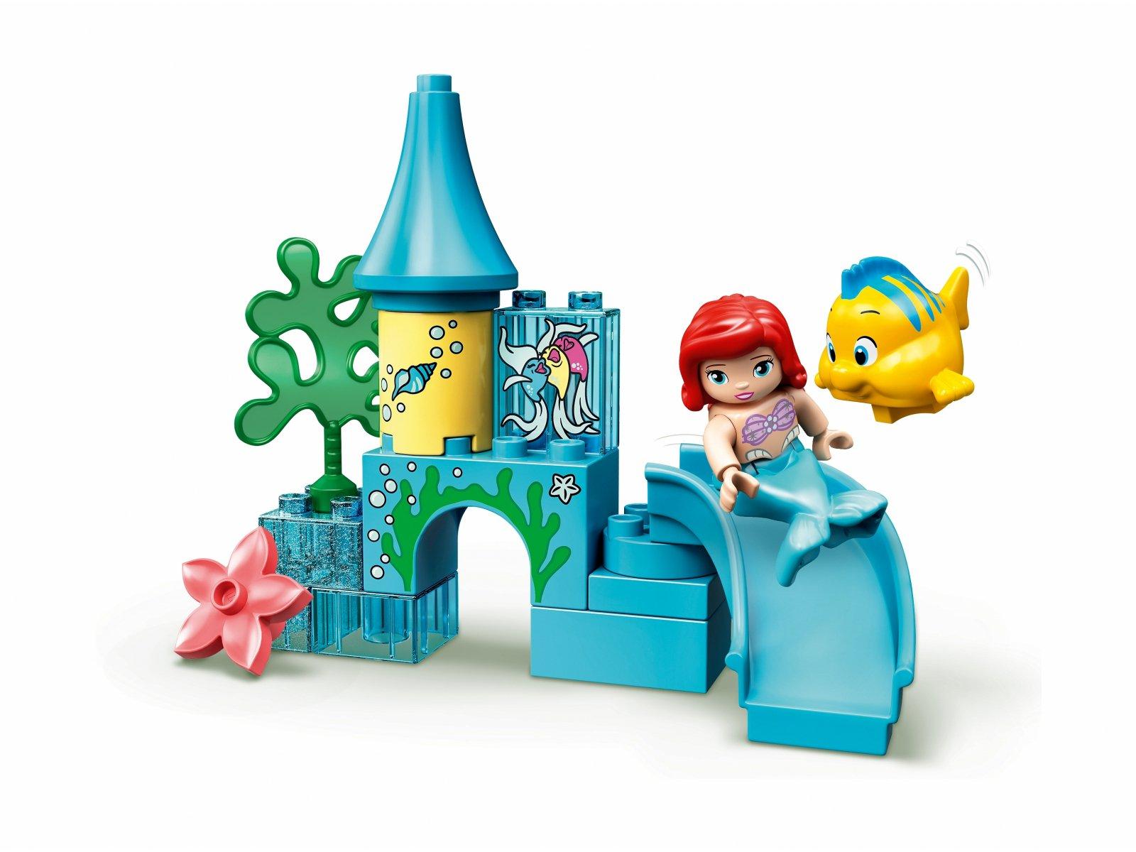 LEGO 10922 Podwodny zamek Arielki