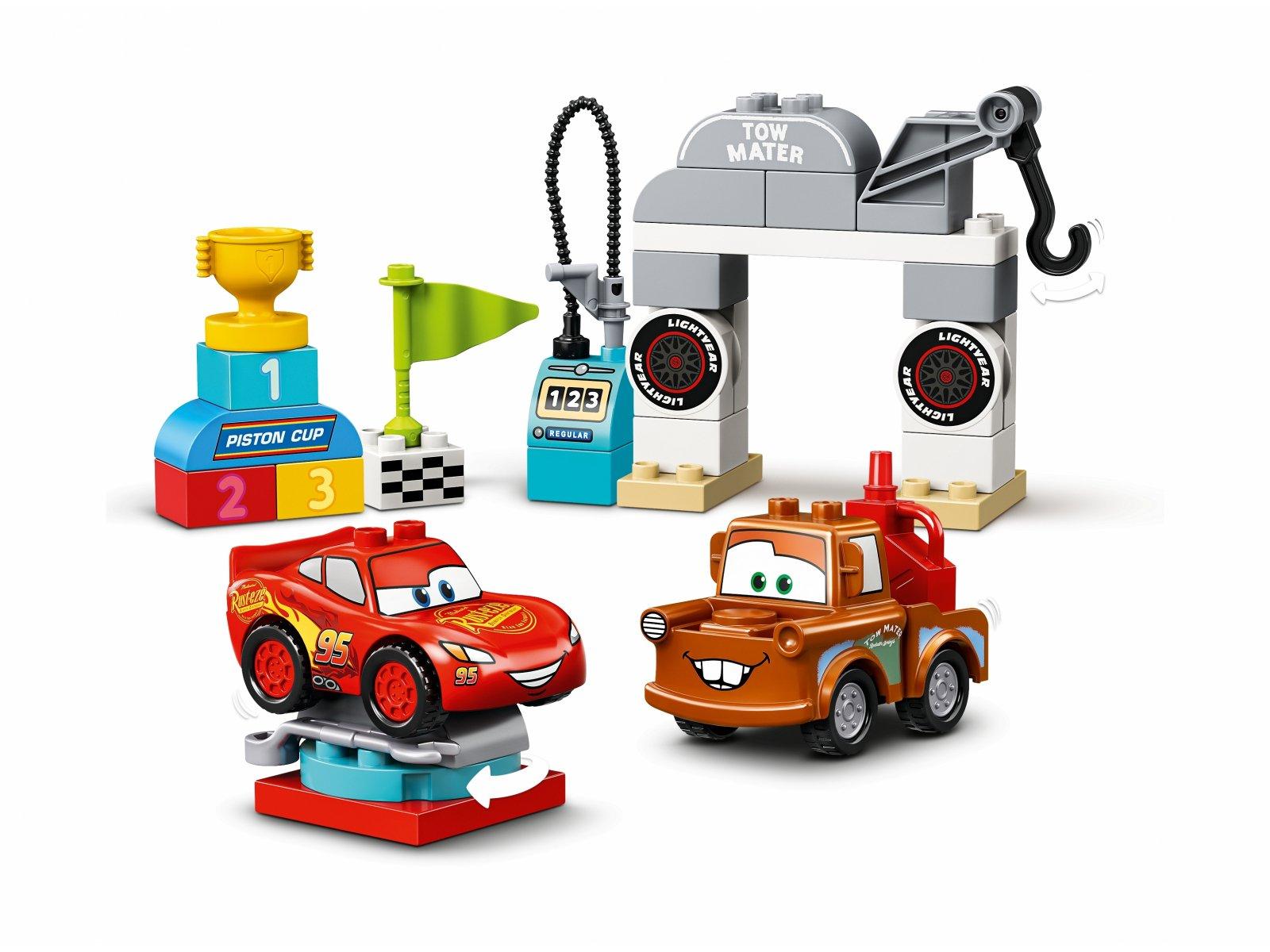 LEGO 10924 Duplo® Zygzak McQueen na wyścigach