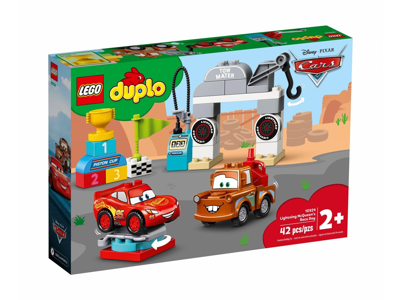 LEGO Duplo® 10924 Zygzak McQueen na wyścigach