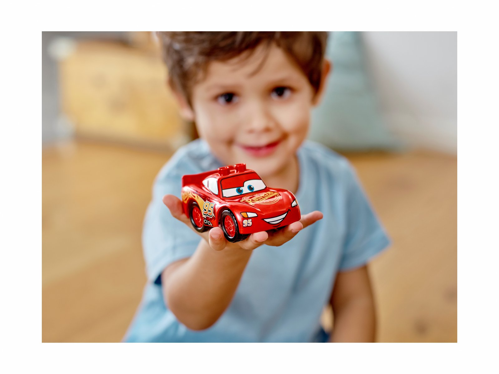 LEGO Duplo® Zygzak McQueen na wyścigach 10924